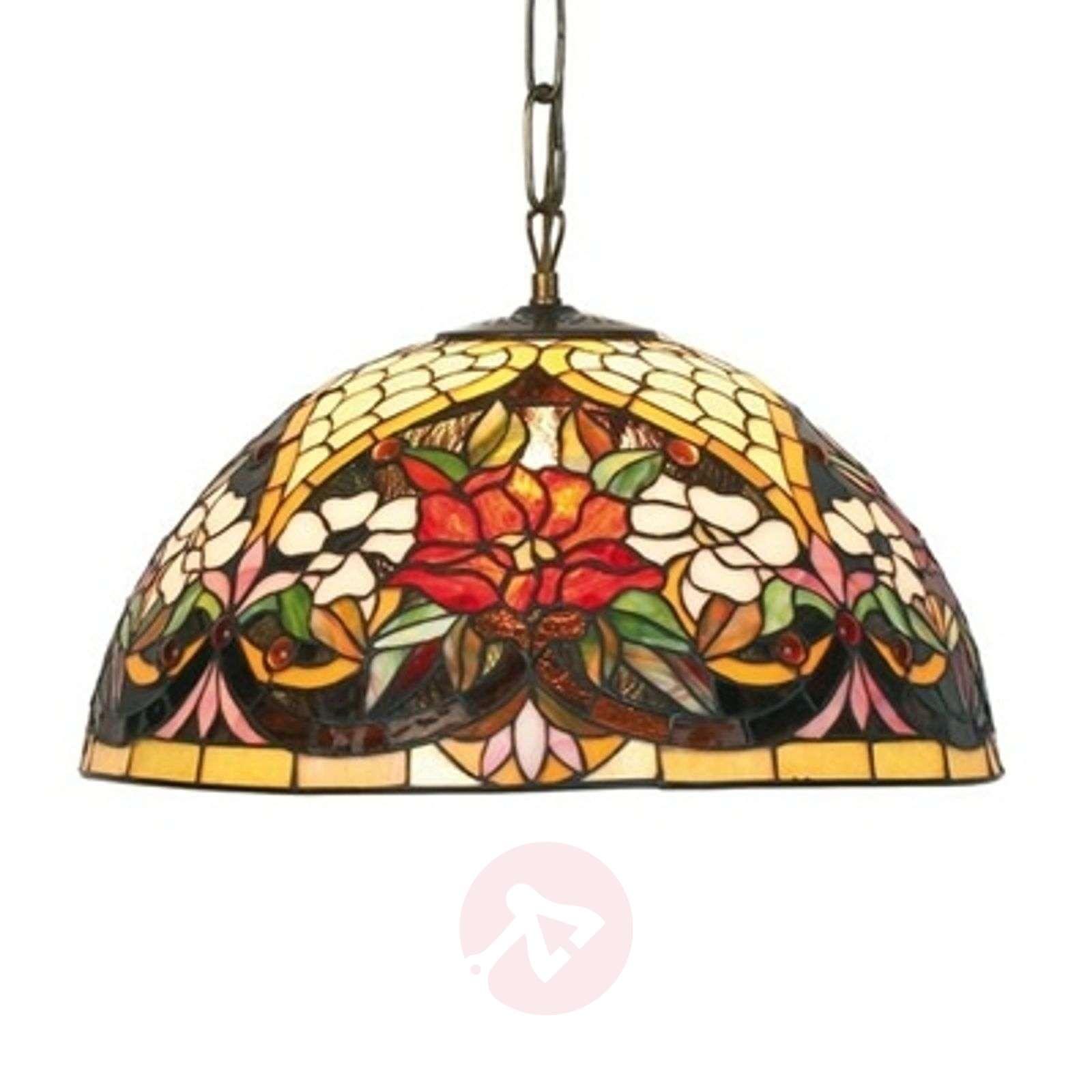 Floral hanging light ANTINA-1032151X-01