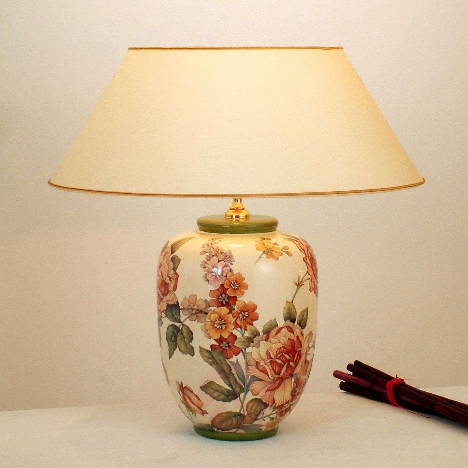 Floral table lamp Potpourri-4512286-01