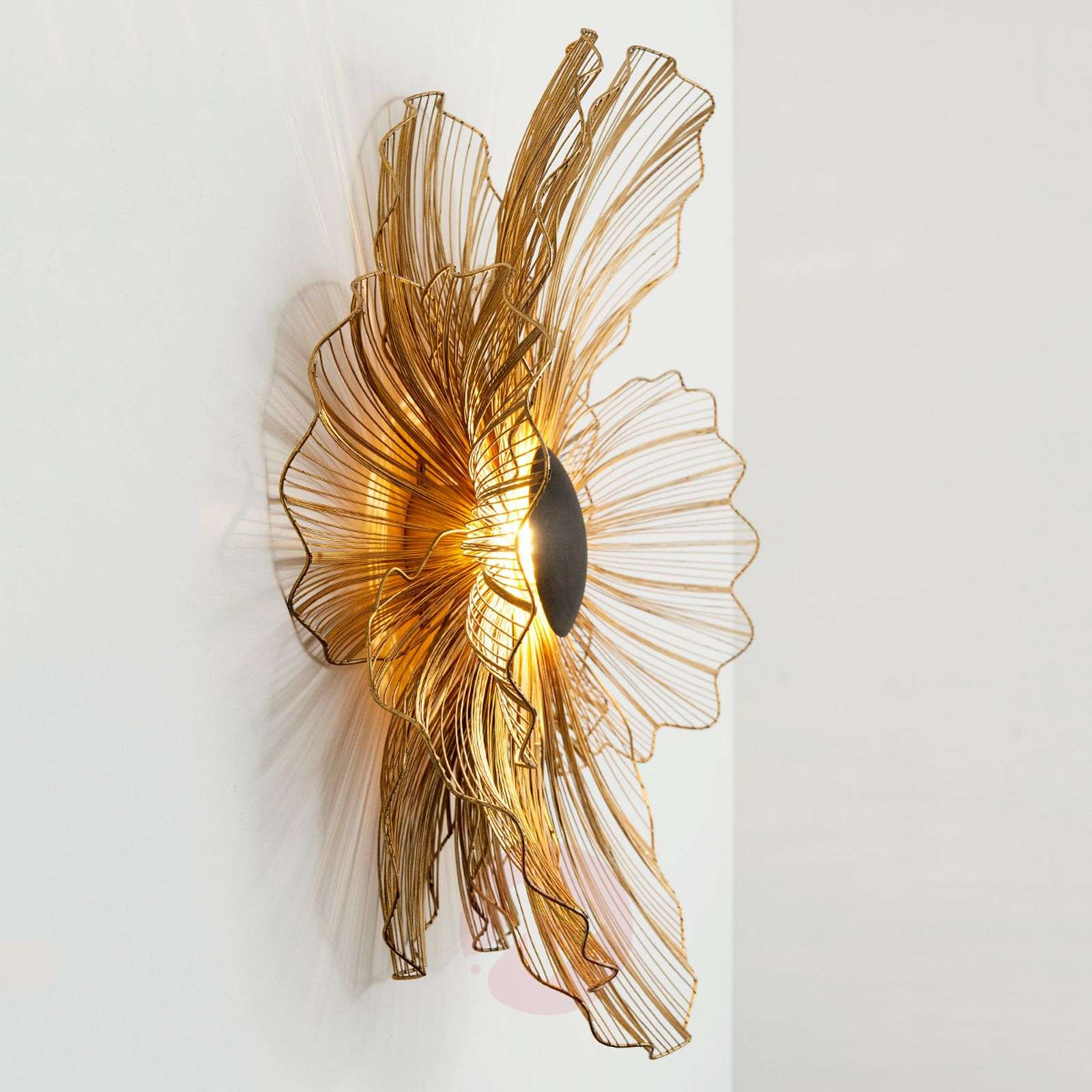 Floral wall light Tremolo large-4512509-01
