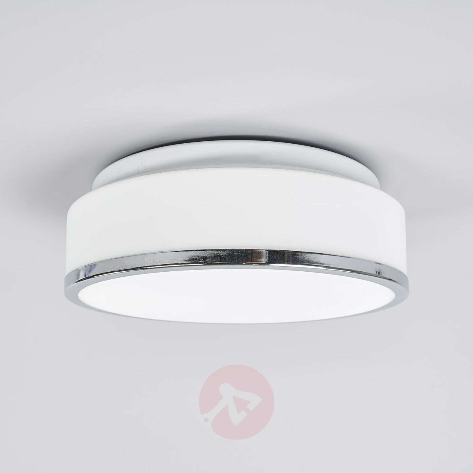 Flush discreet IP44 ceiling light-8570199-016