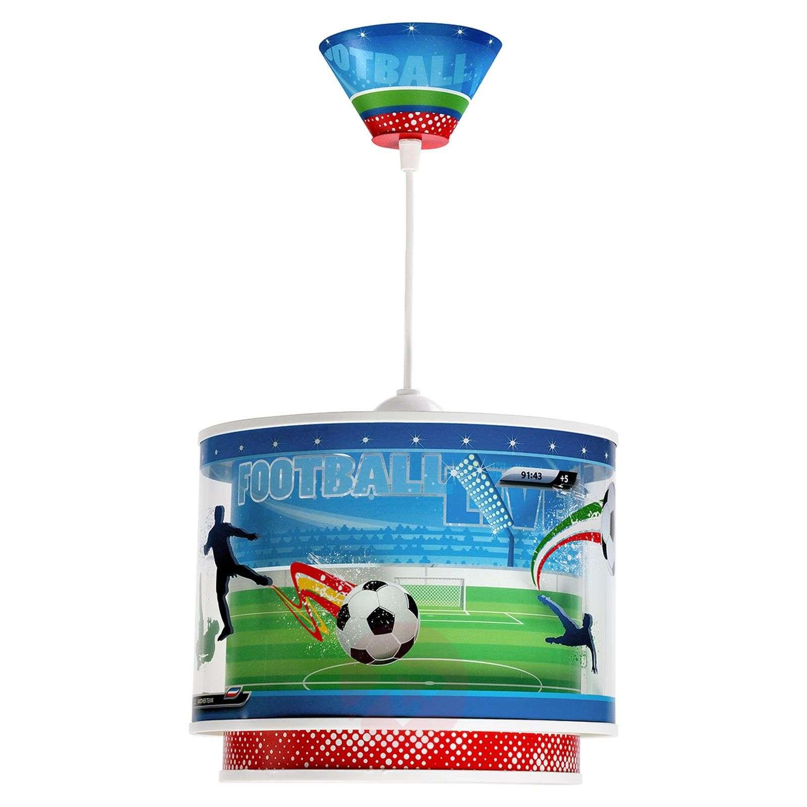 Football pendant light for sports lovers-2507272-01
