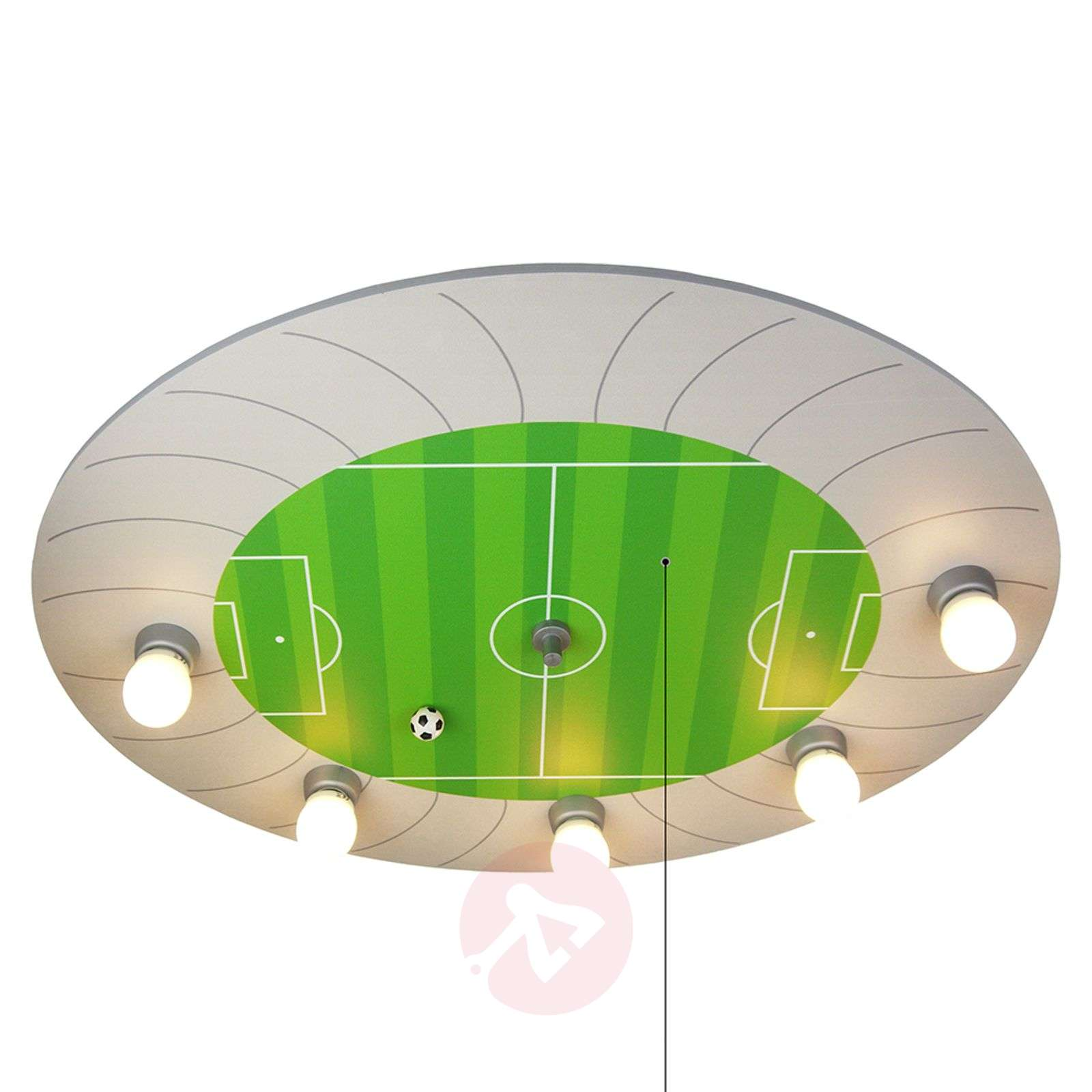 Football Stadium ceiling light with LEDs-5400256-01