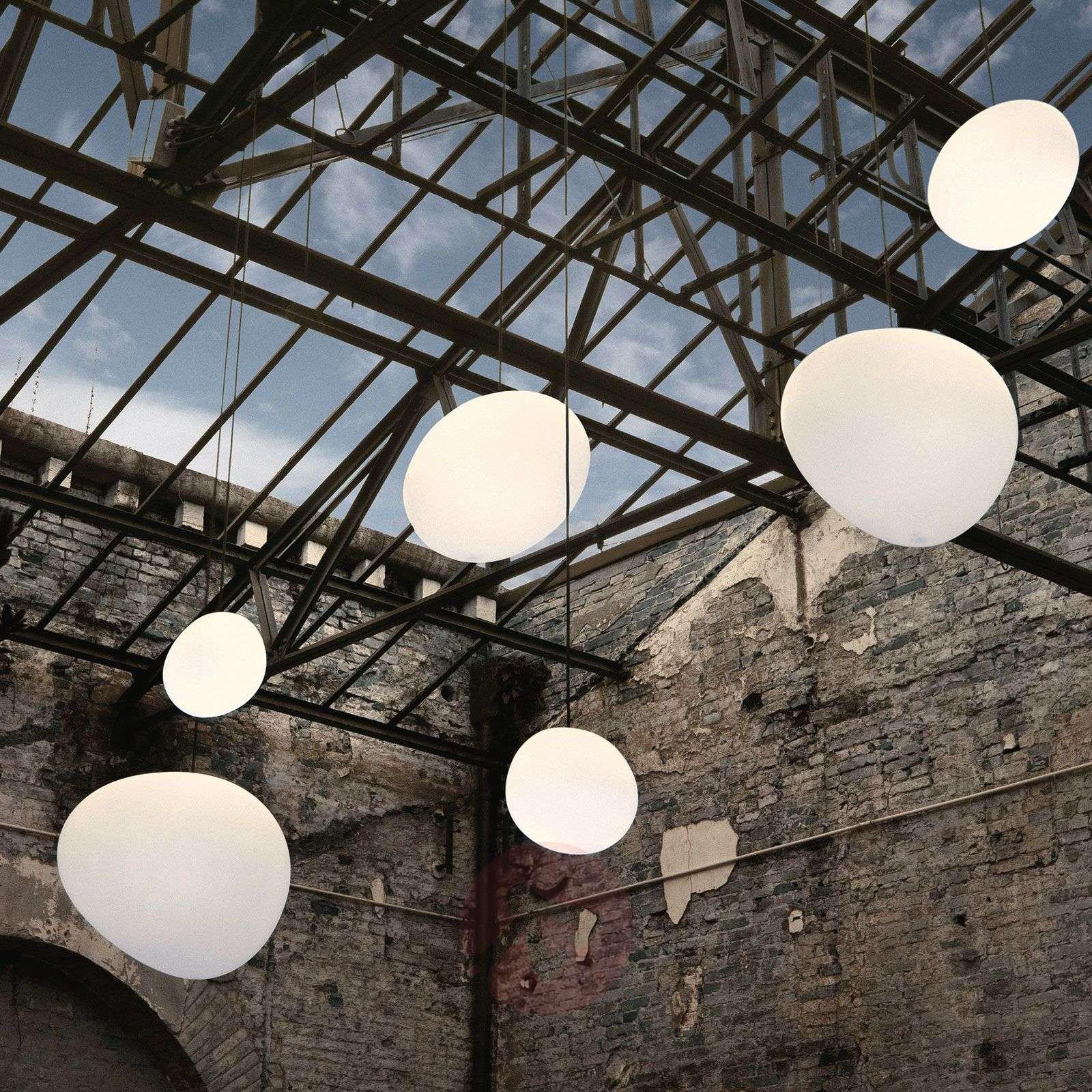Foscarini MyLight Gregg LED hanging light of glass-3560173X-01