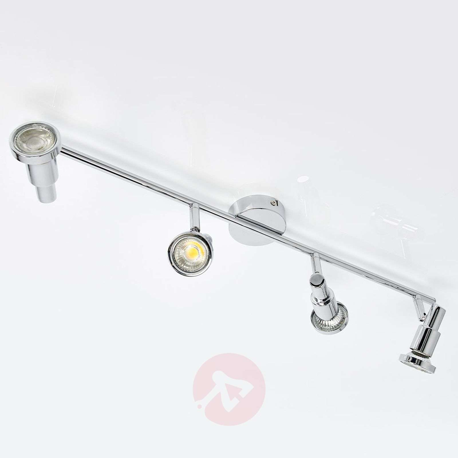 Four-bulb GU10 LED ceiling spotlight Thom-9954015-02