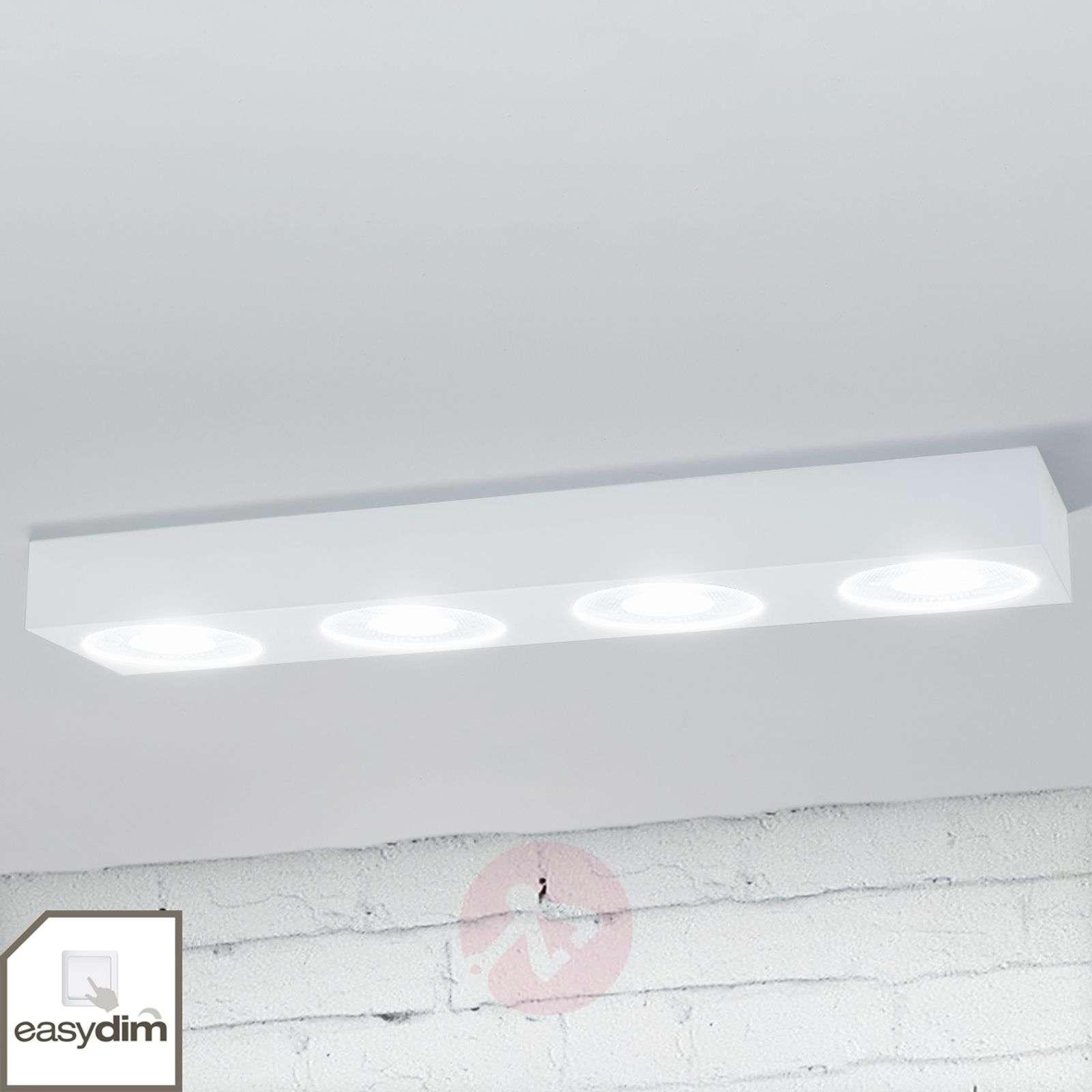 Four-bulb kitchen LED ceiling lamp Sonja, Easydim-1558149-02