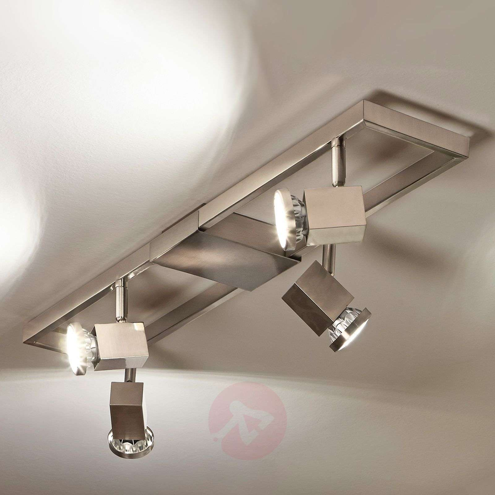 Four Bulb Zeraco Led Ceiling Spotlight Lights Ie
