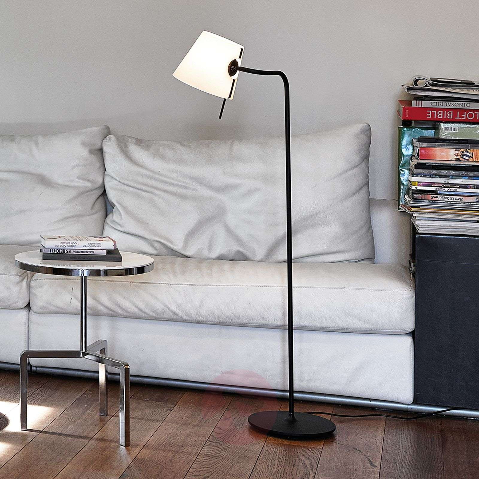 Functional designer floor lamp Elane with dimmer-8550020-01