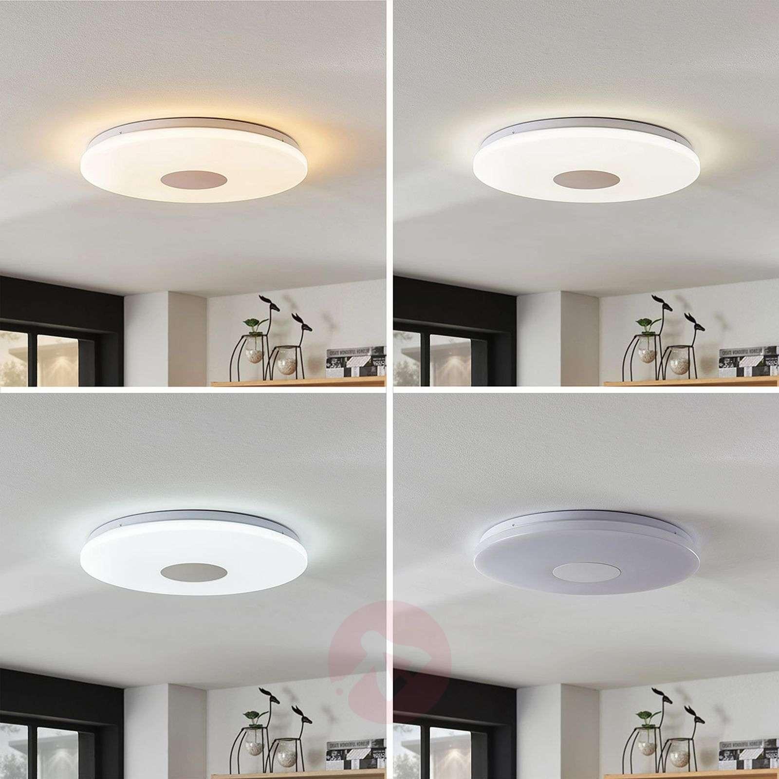 Functional LED ceiling light Renee, 25 W-9634002-014