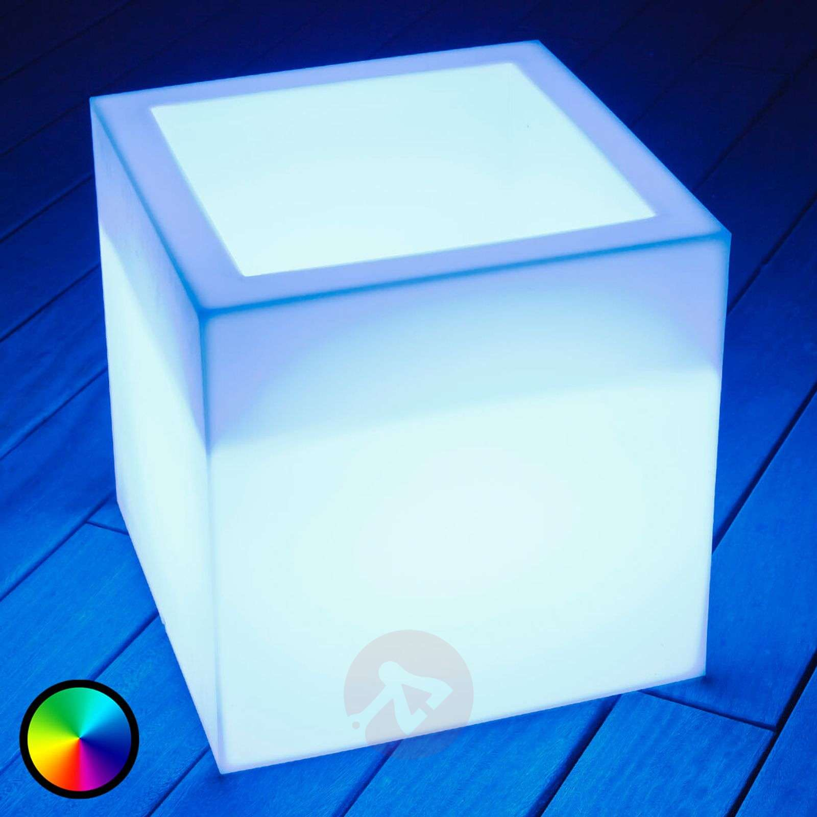 Functional LED cube Passo with Bluetooth control-8590053-01