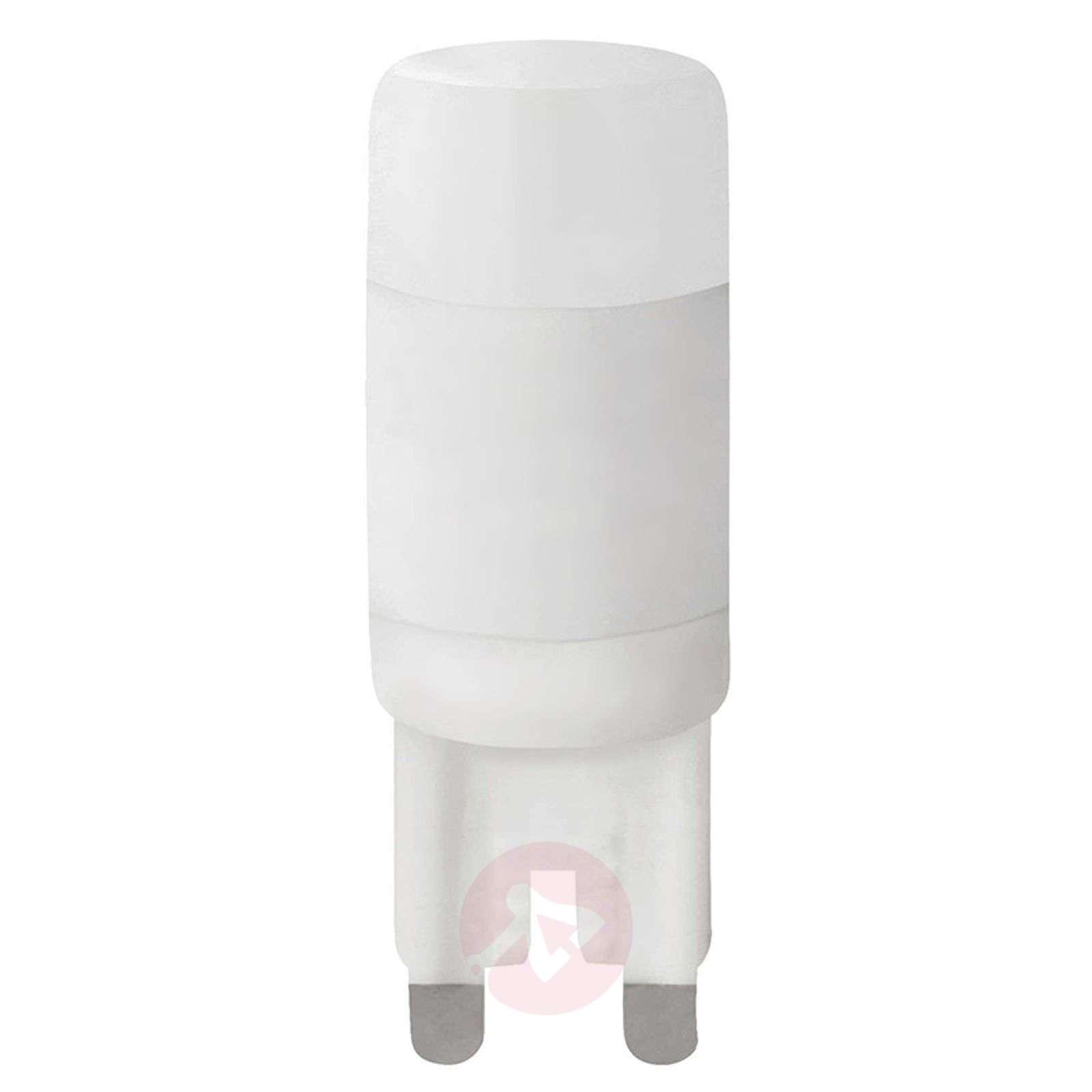 G9 3W 828 MEGAMAN LED bi-pin bulb,-6530183-01