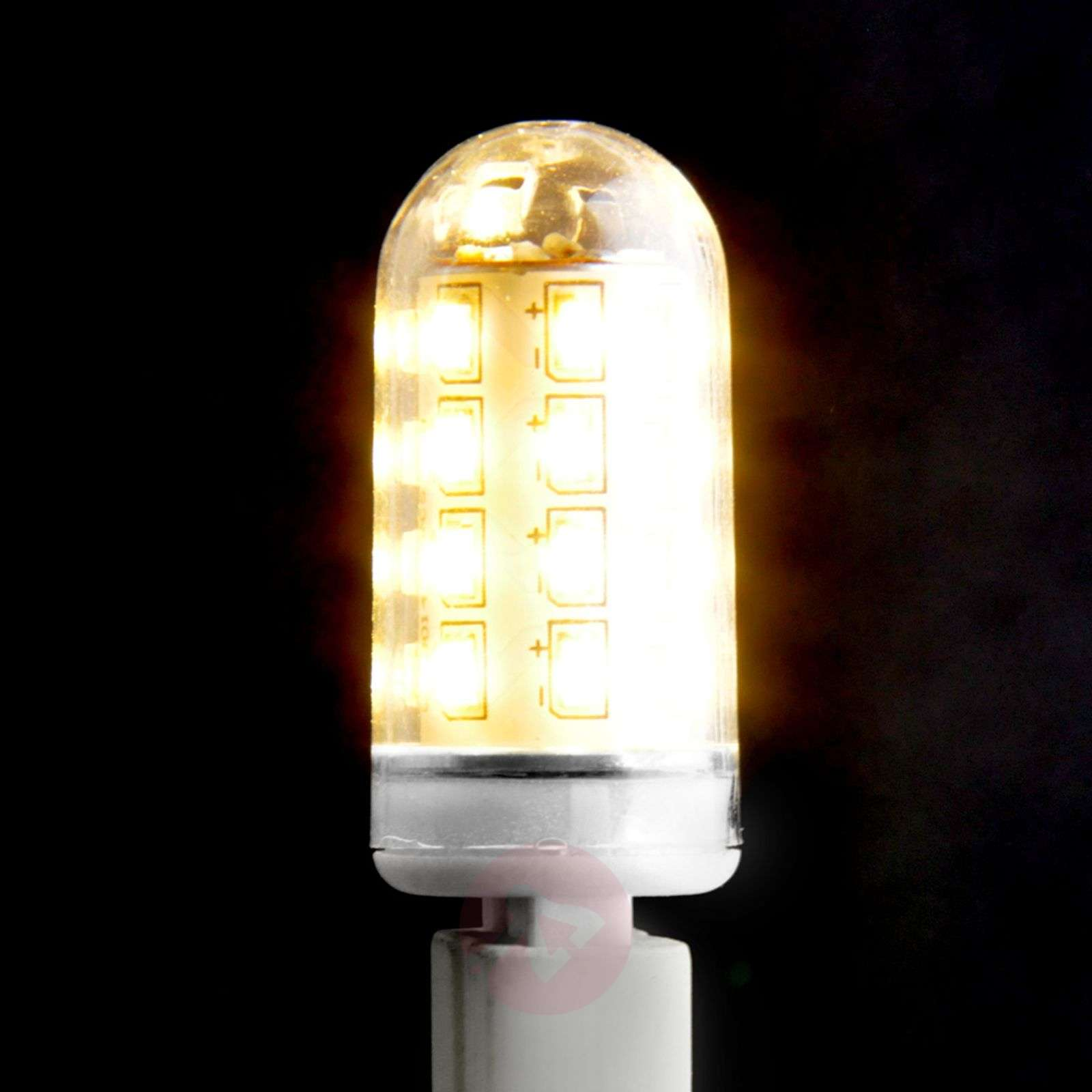 G9 3W 830 LED lamp in tube form clear-9620006-06