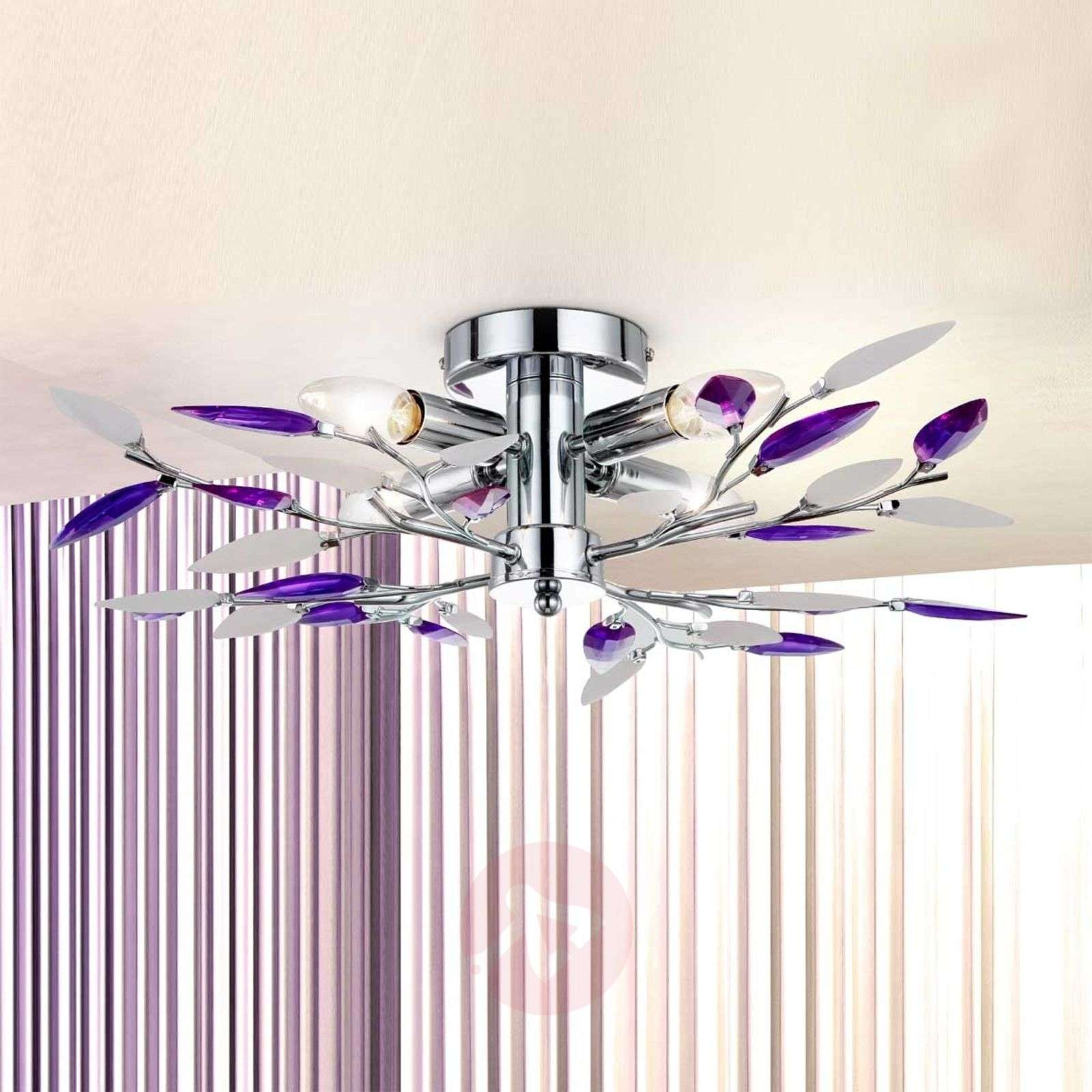 GIULIETTA 4 Lamp Beautiful Ceiling Lamp-4014199-01