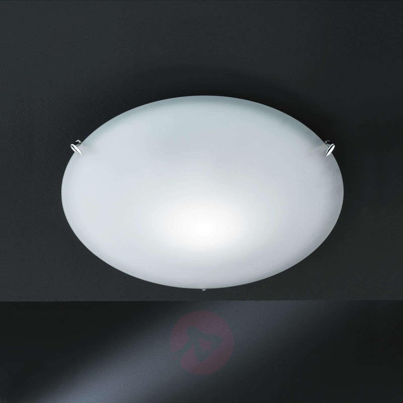 Glass ceiling lamp Assa II, diameter 43 cm-4580826-01