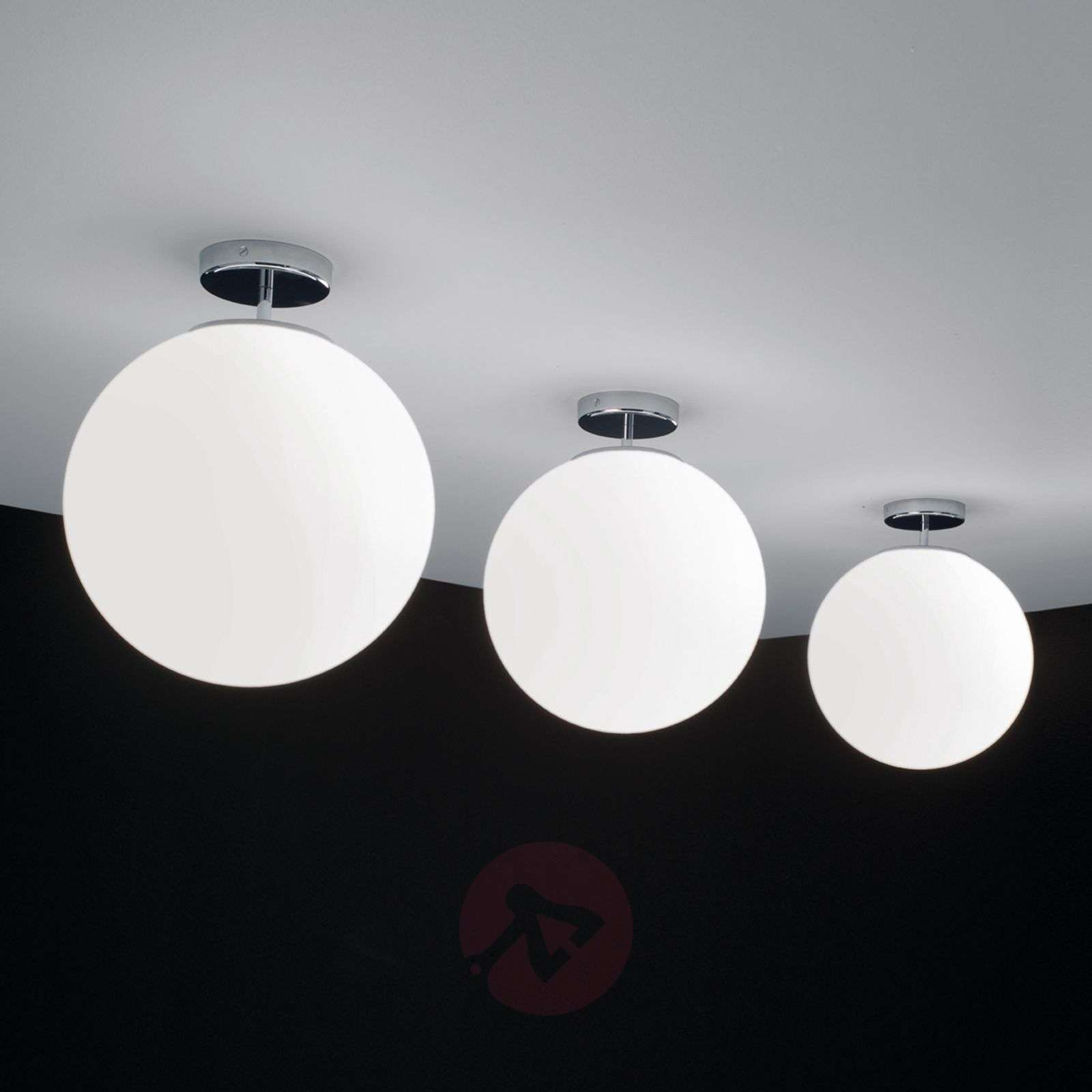 Glass ceiling light Sferis-1053049X-01