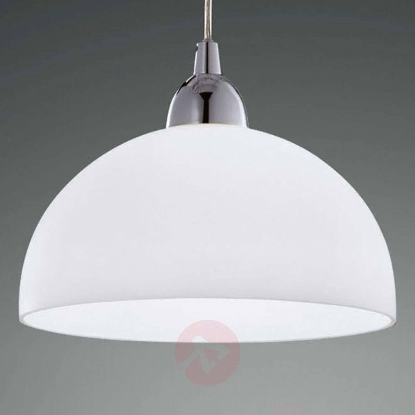 Glass nice pendant light white lights glass nice pendant light white 26 cm 3502588 01 aloadofball Images