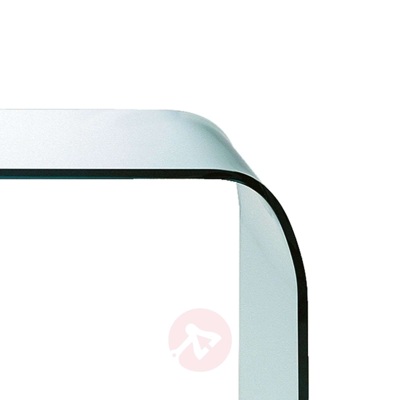 Glass table Fontana with rounded edges-3520264-02