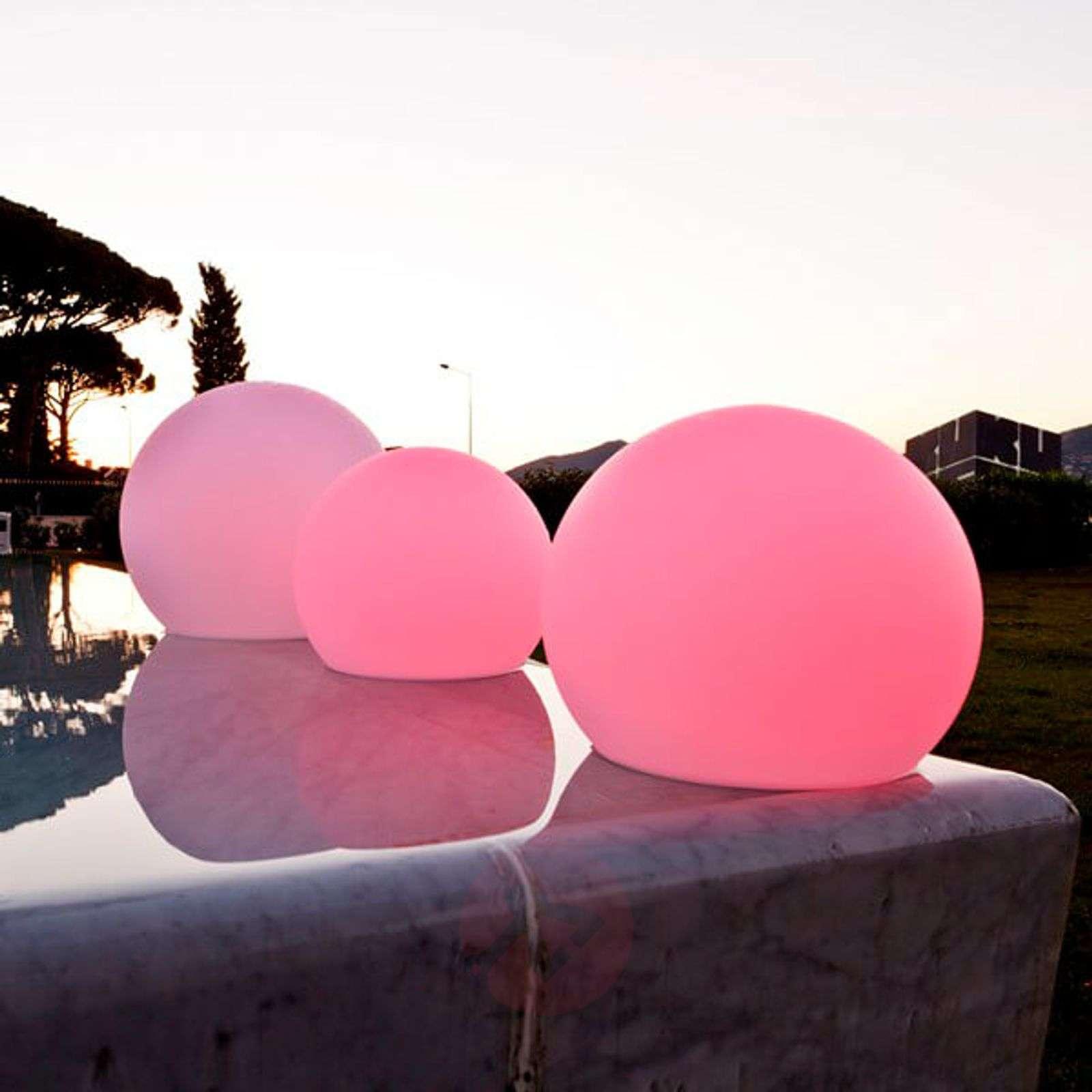 Globe buoyant LED decorative lamp-8590018-01