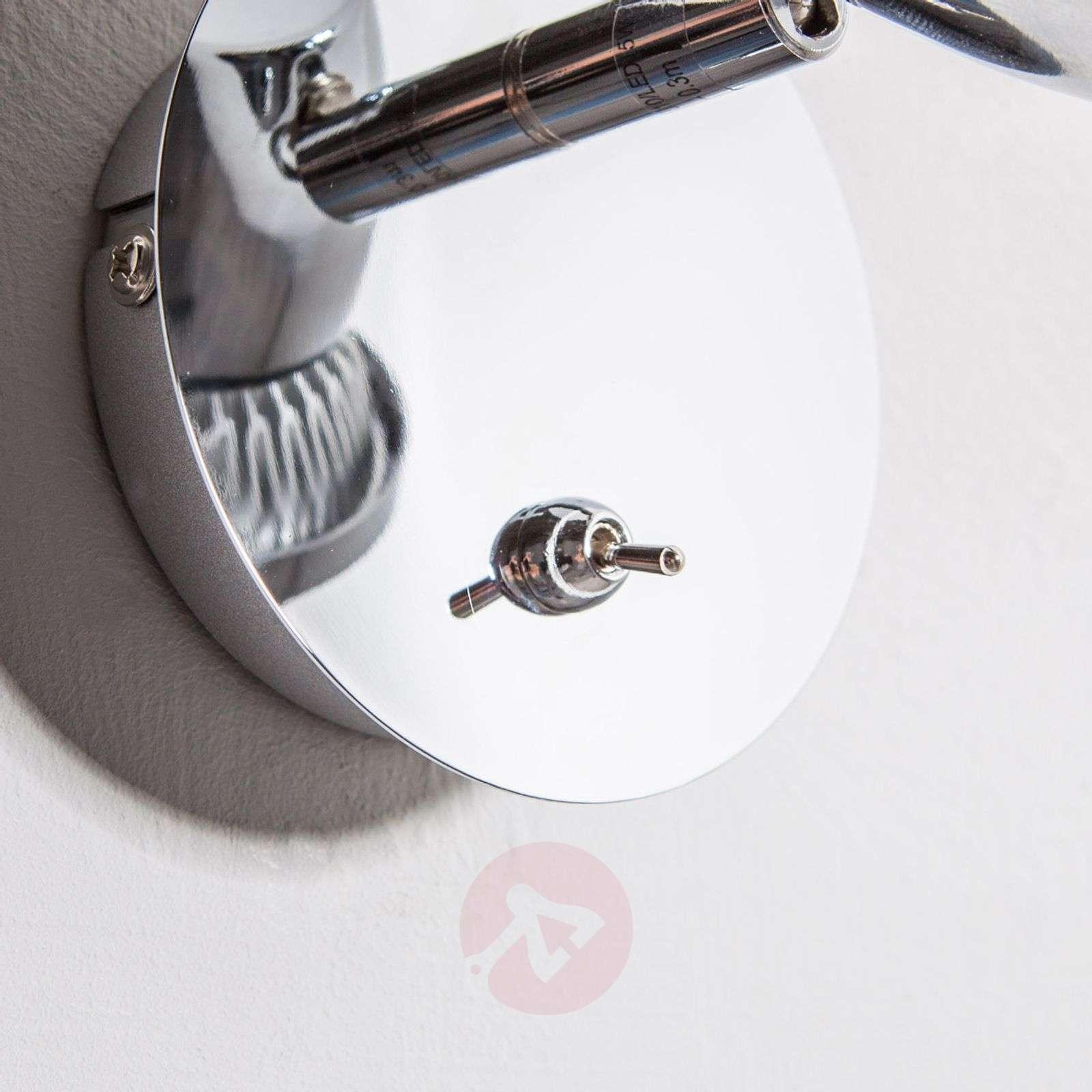 Glossy chrome LED spot Arminius-9950370-01