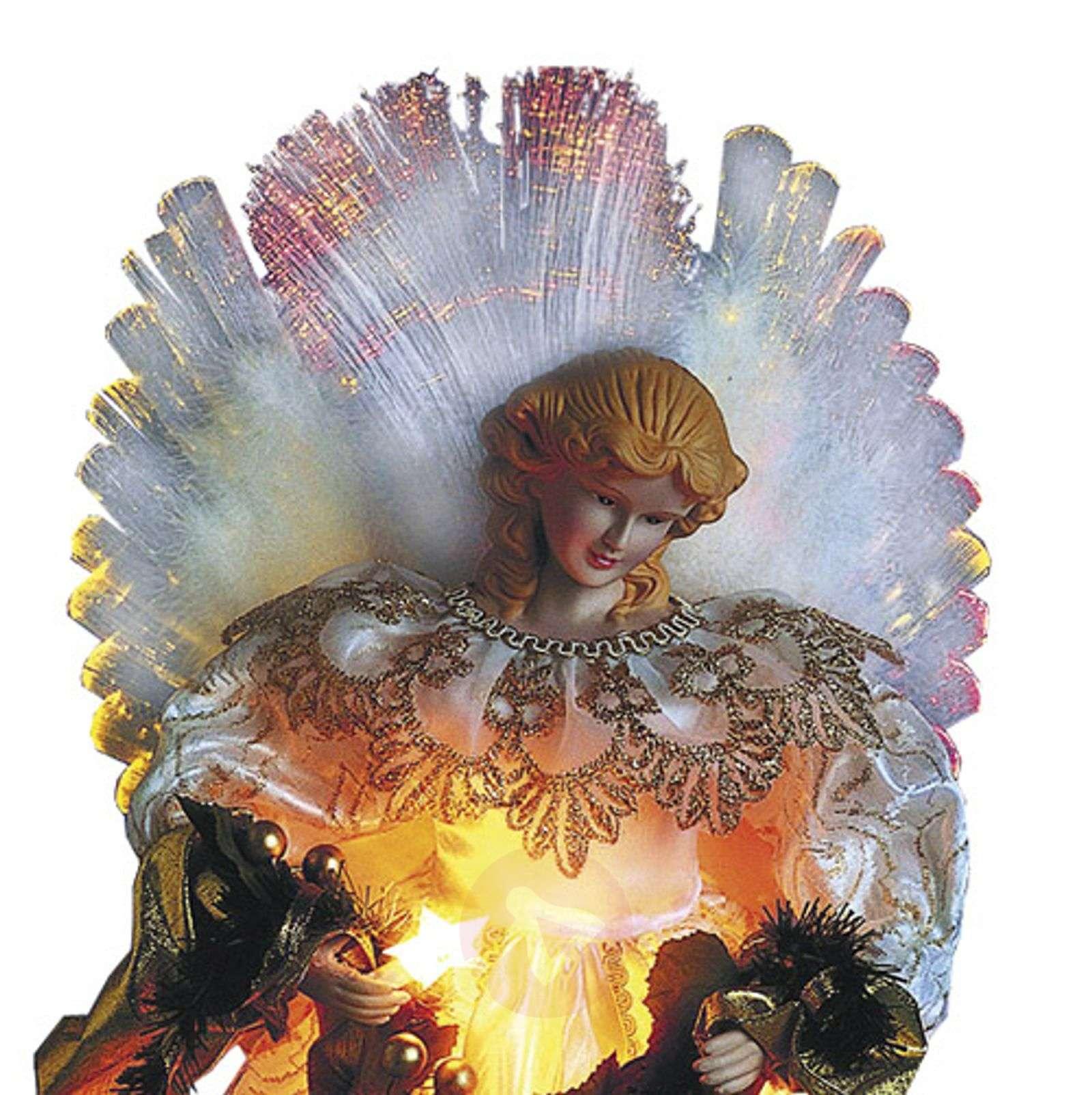 Glowing decorative light Angel, 70 cm-1522386-04