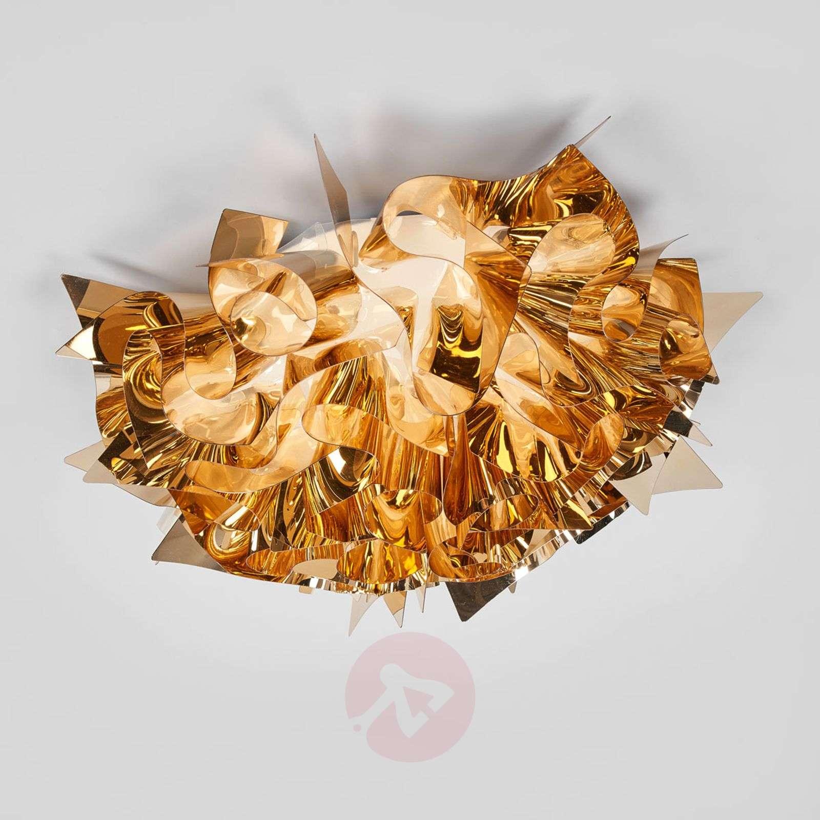 Gold Veli ceiling light, 53 cm-8503212-01