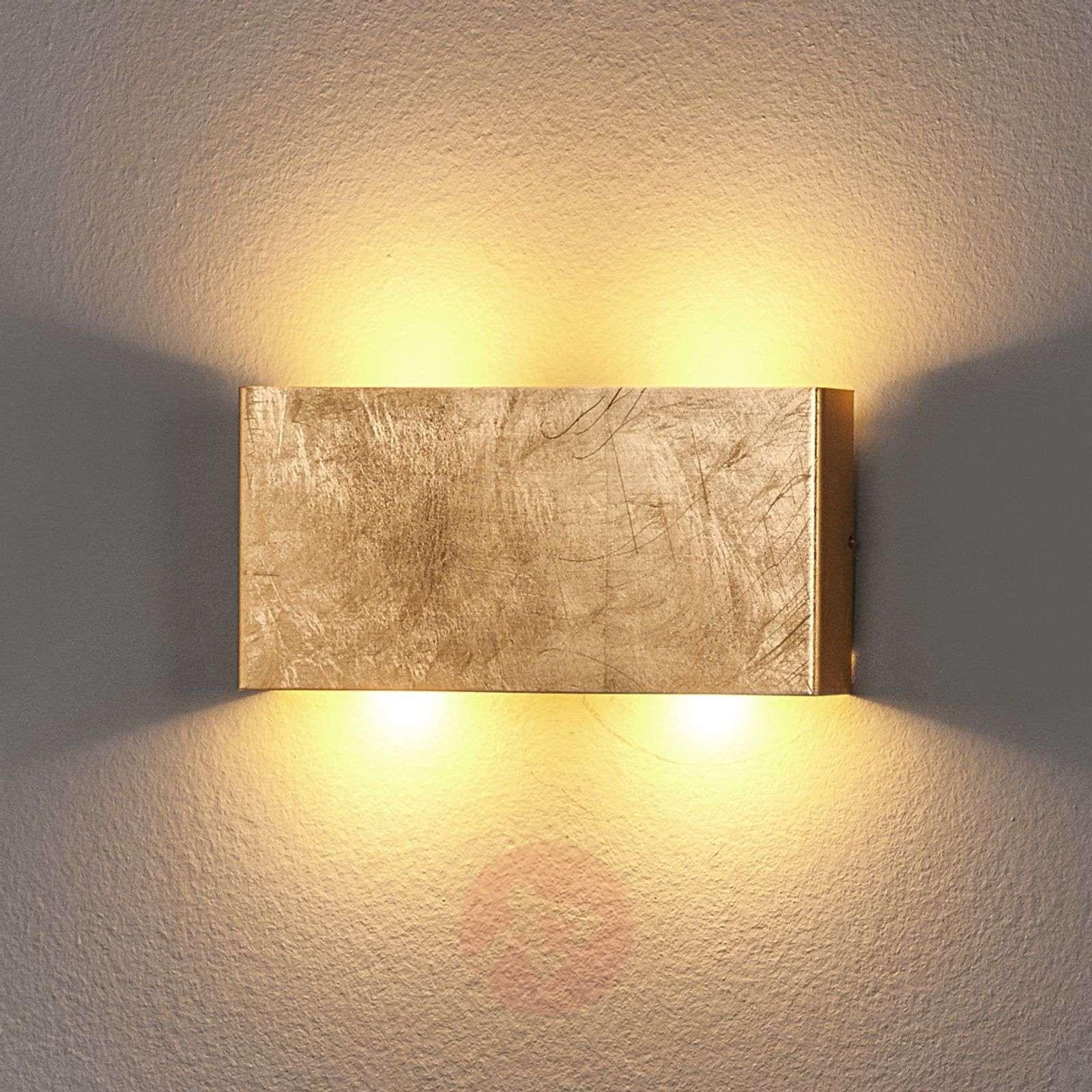 best website eefb5 aef53 Golden Maja LED wall light, dimmable