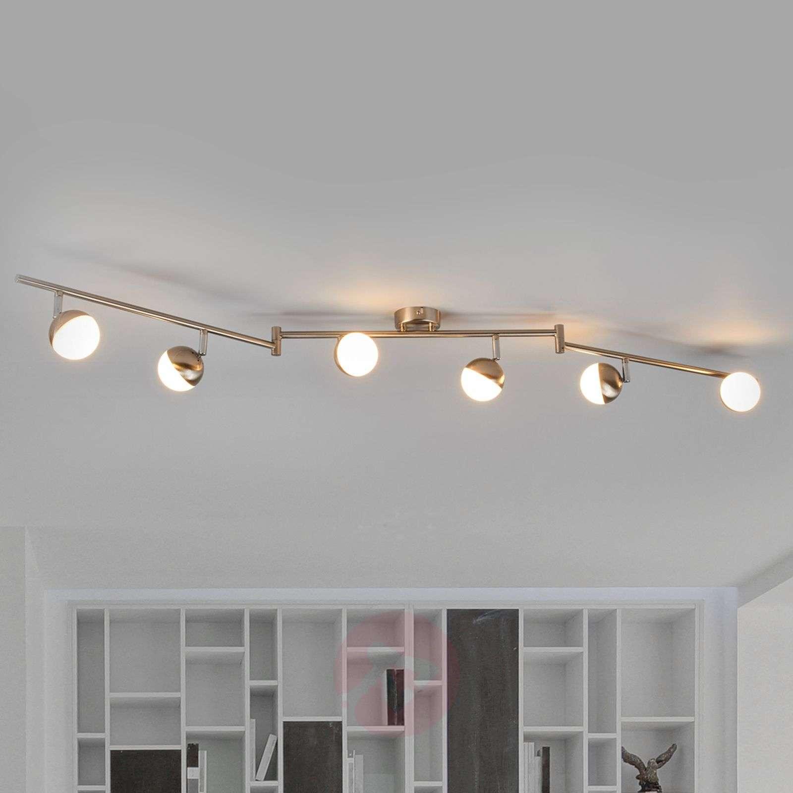 Good lighting with the LED ceiling light Jonne-9987059-02