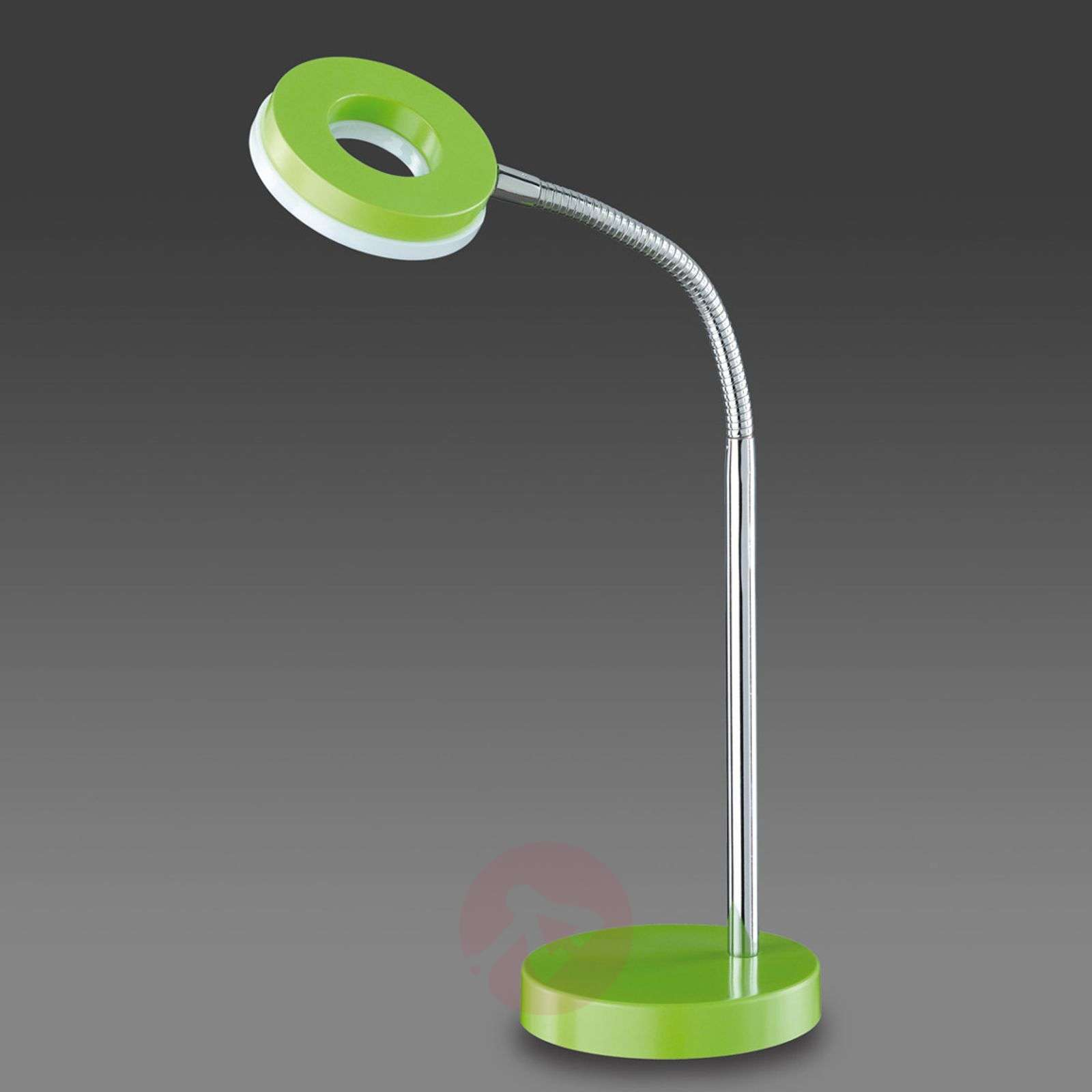 Green Rennes LED table lamp-8029024-01