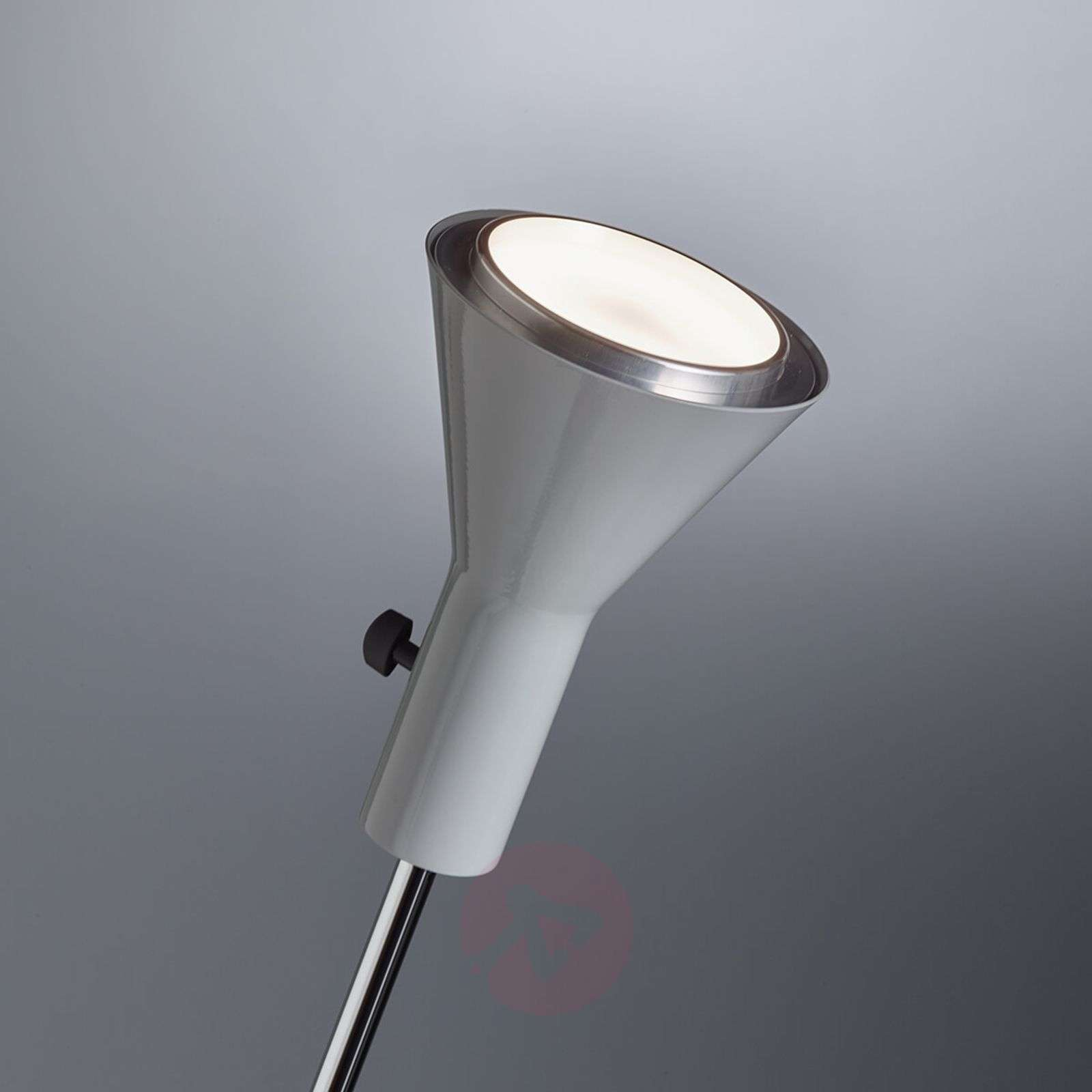 Gru Led Floor Lamp With Built In Dimmer Lights Ie