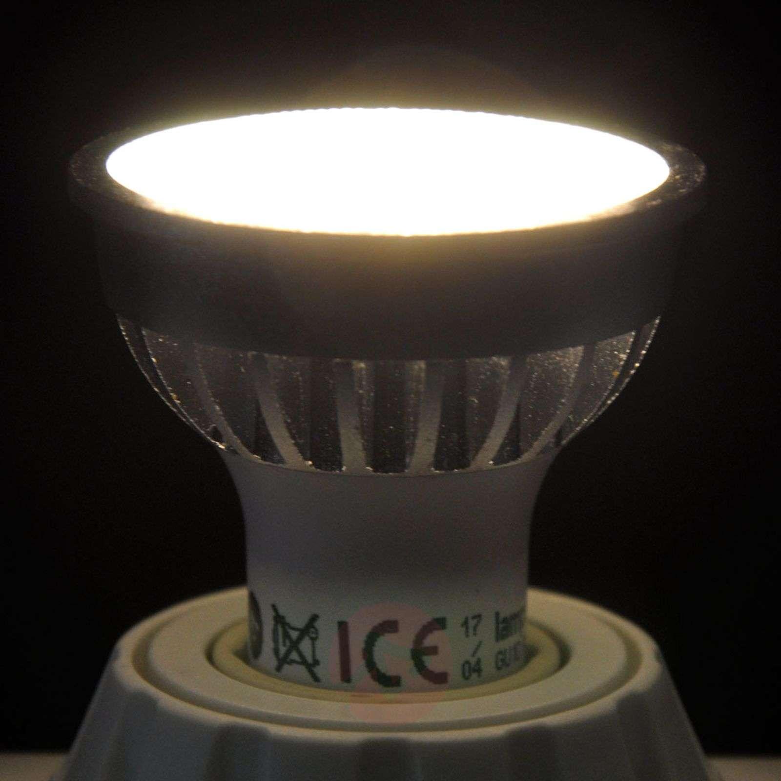GU10 5 W 830 LED reflector 55degree-9639040-01
