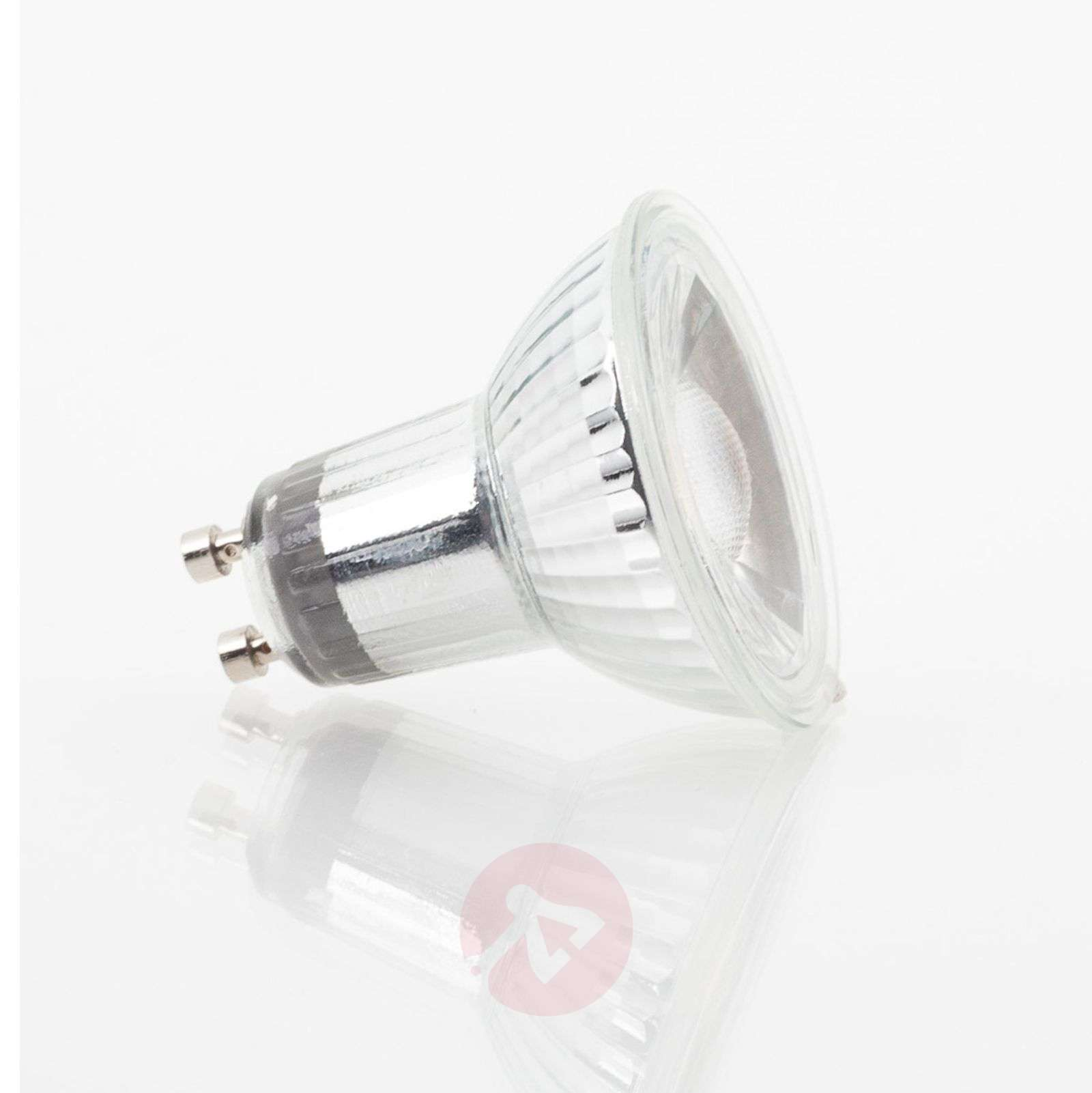 GU10 5 W 830 LED reflector lamp, dimmable-9646006-01