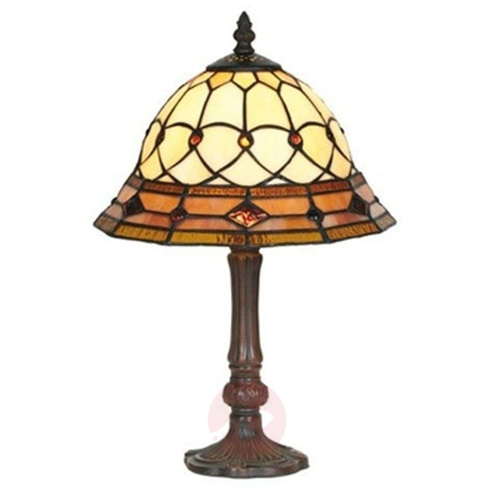 Handmade table lamp KASSANDRA, 42 cm-1032118-01
