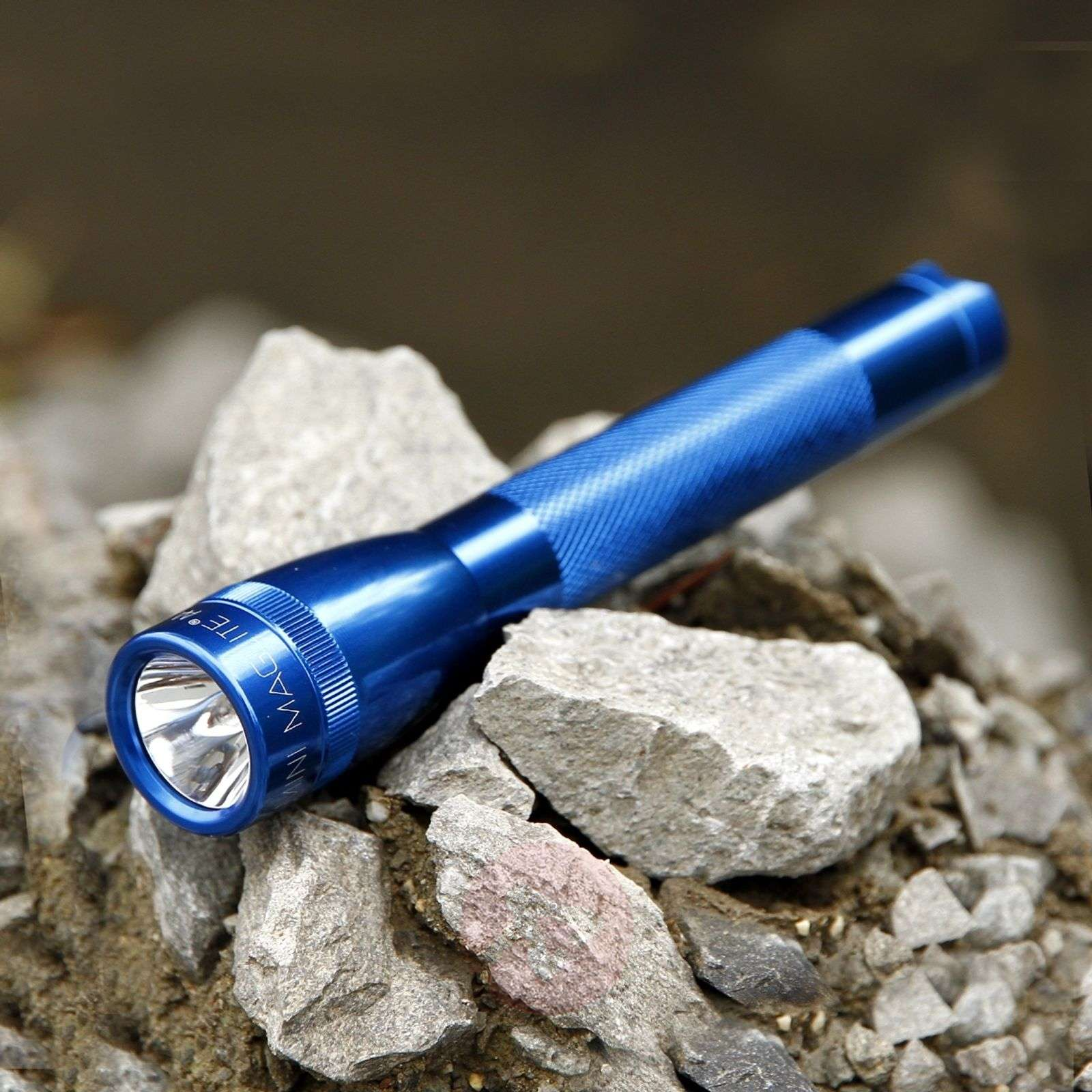 Handy torch Mini-Maglite 2AA cell, blue-6535040-01