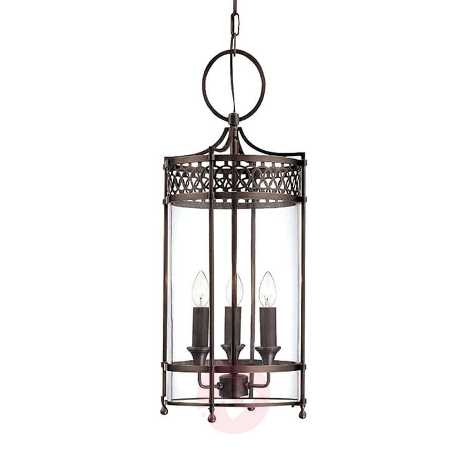 Hanging light Guildhall in bronze-3048572-01