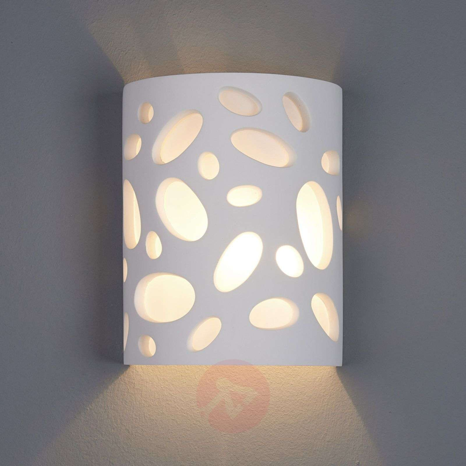 Hanni Wall Light Decorative Plaster-9613026-01