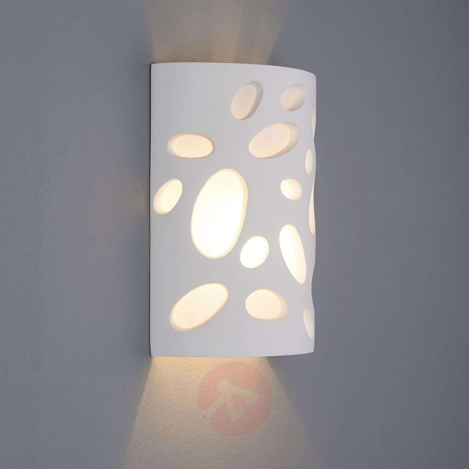 Hanni Wall Light Decorative Plaster-9613026-01
