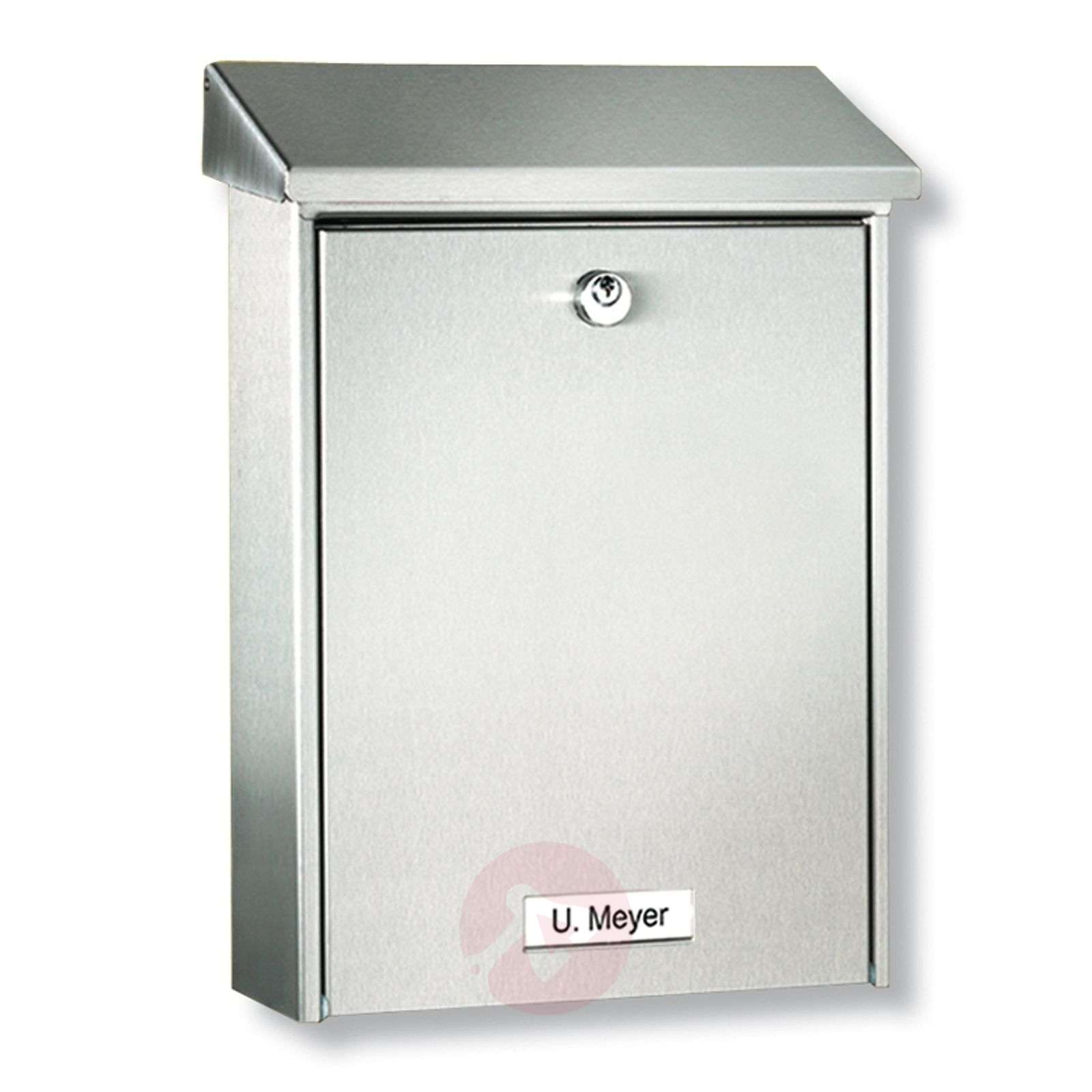 HANNOVER letter box with protective coating-1532037-01