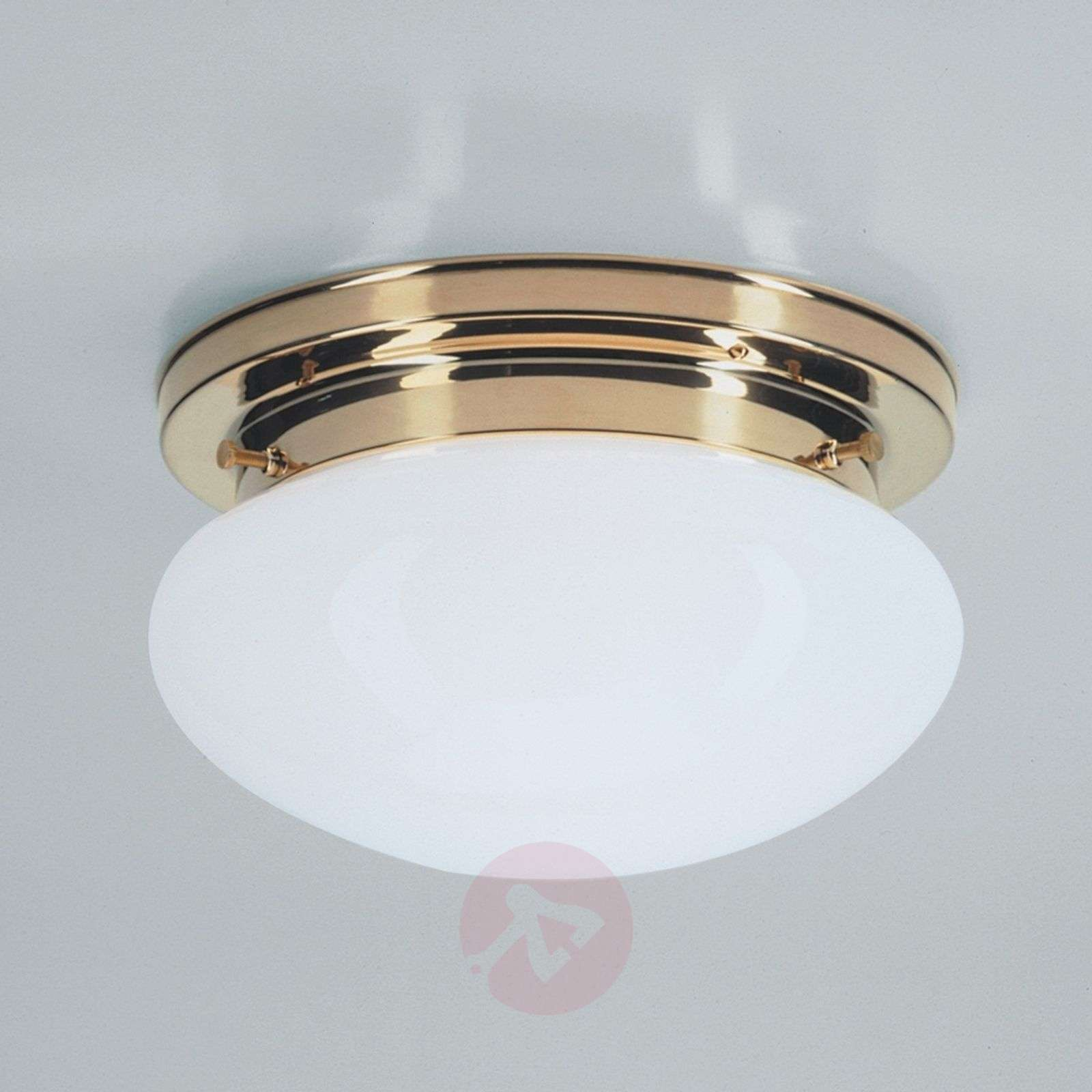 HARRY ceiling light with polished brass_1542026_1