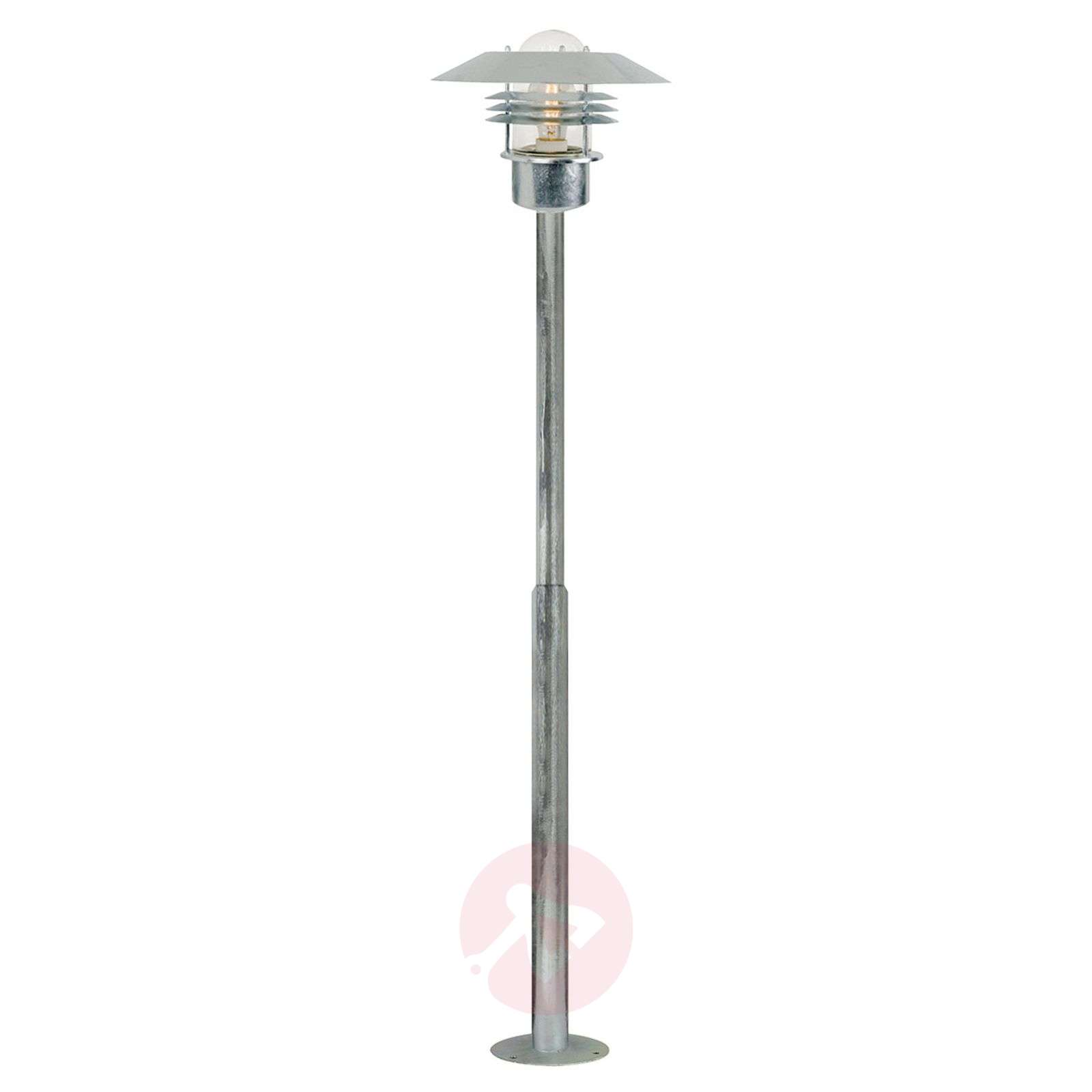 Height-adjustable pole light Vejers-7005590-01