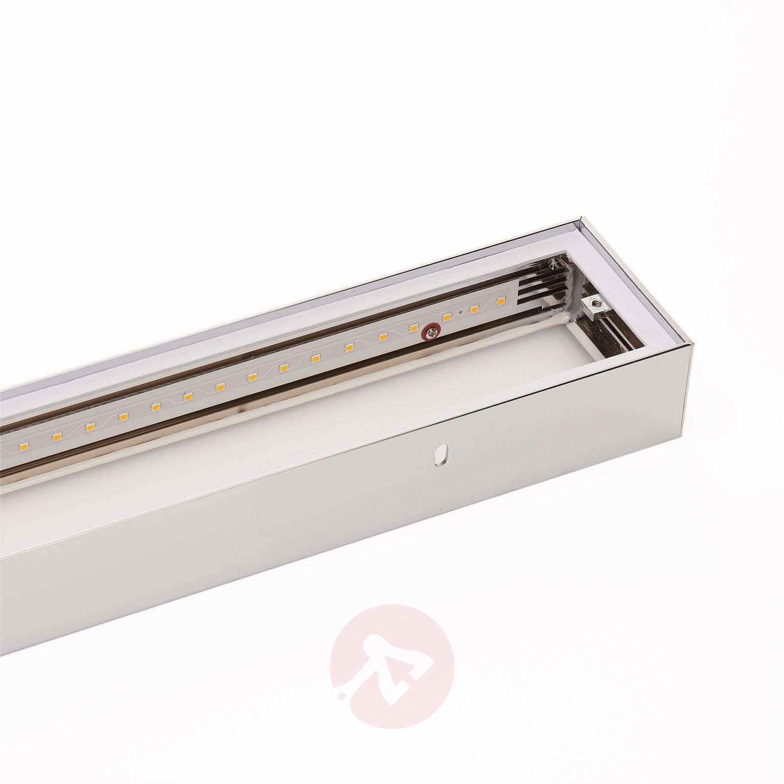 Helestra Theia LED mirror light chrome-plated 60cm-4516461-01