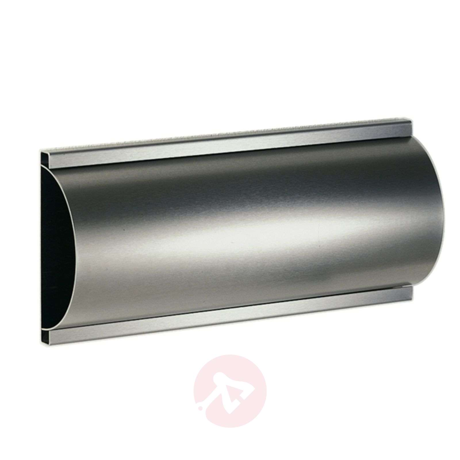 High-quality newspaper holder 787, stainless steel-4001787-01
