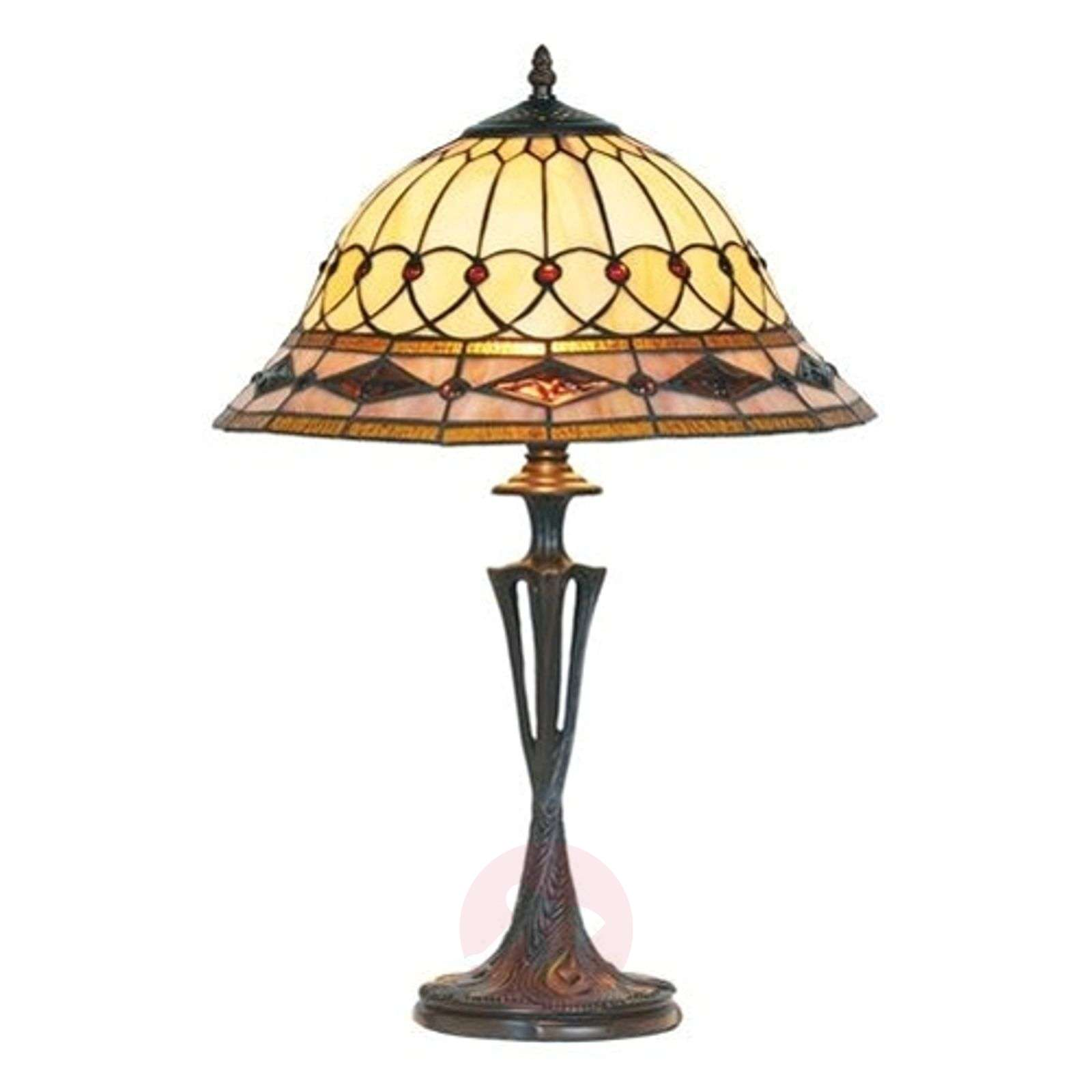 High-quality table lamp Kassandra, 59 cm-1032117-01