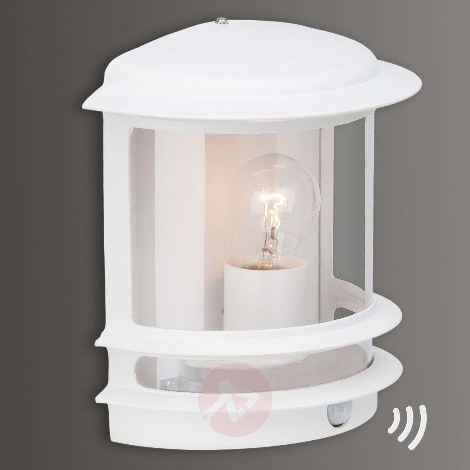 Hollywood outdoor wall light - w/ motion detector_1507120_1