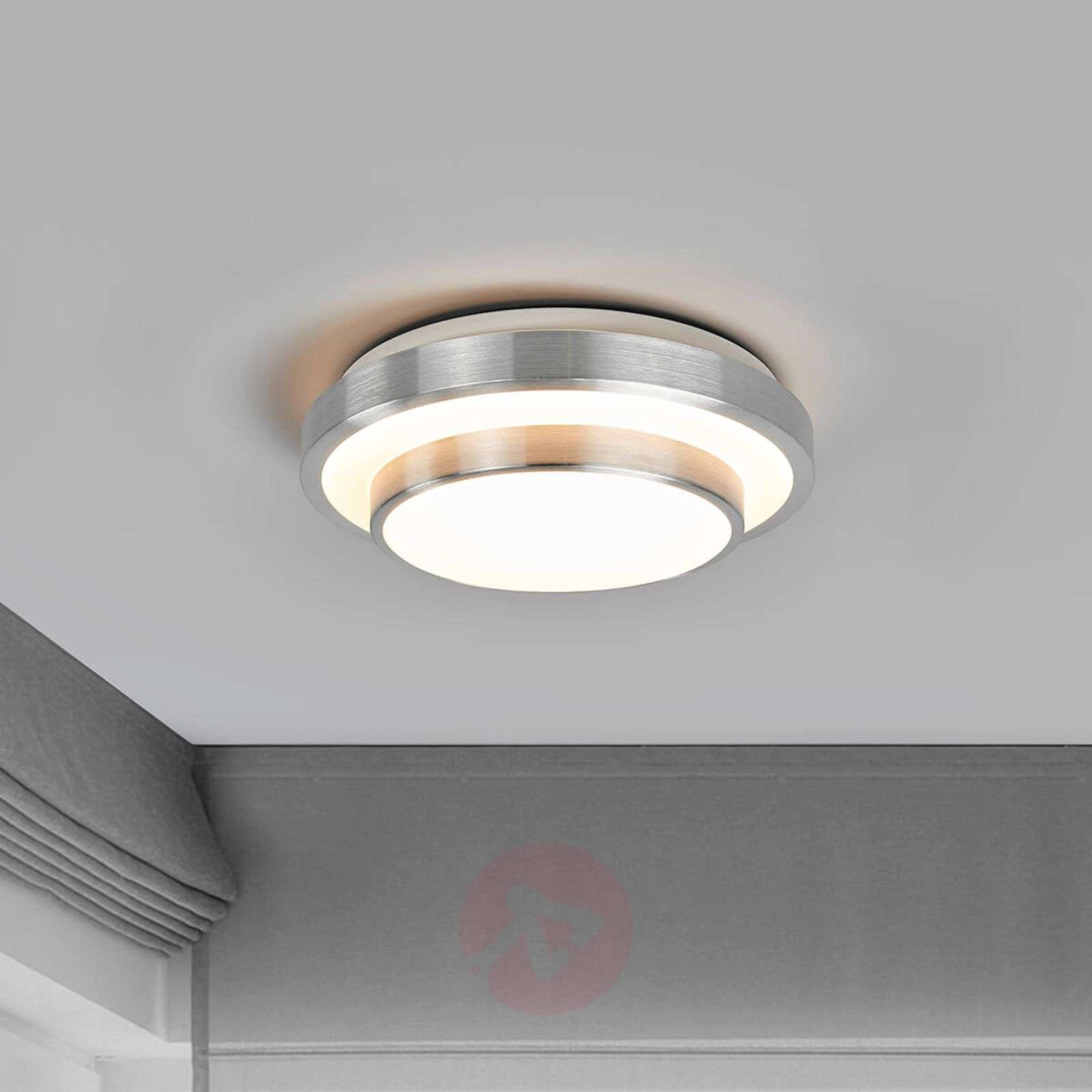 Huberta LED ceiling lamp, round, 29 cm-9974026-01