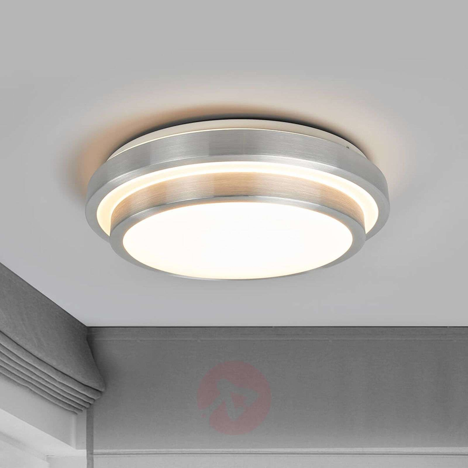 Huberta LED ceiling lamp, round, 41cm-9974028-01