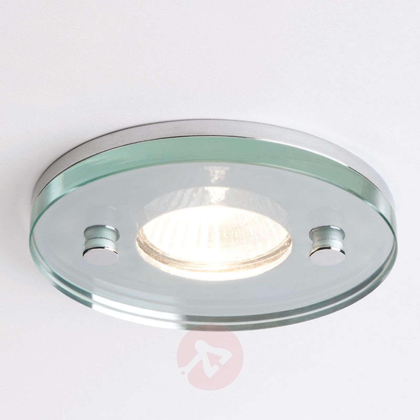 Ice Round Built-In Ceiling Light 12 V-1020107-02