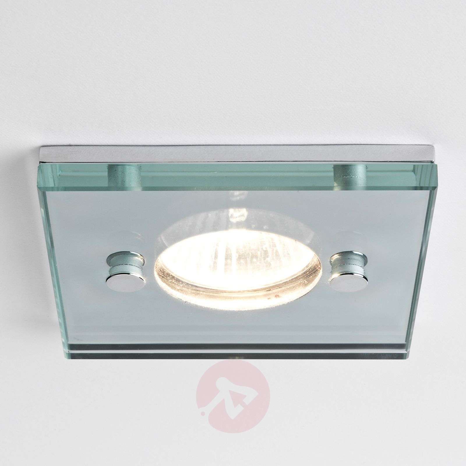 Ice Square HV Built-In Ceiling Light Attractive-1020111-02