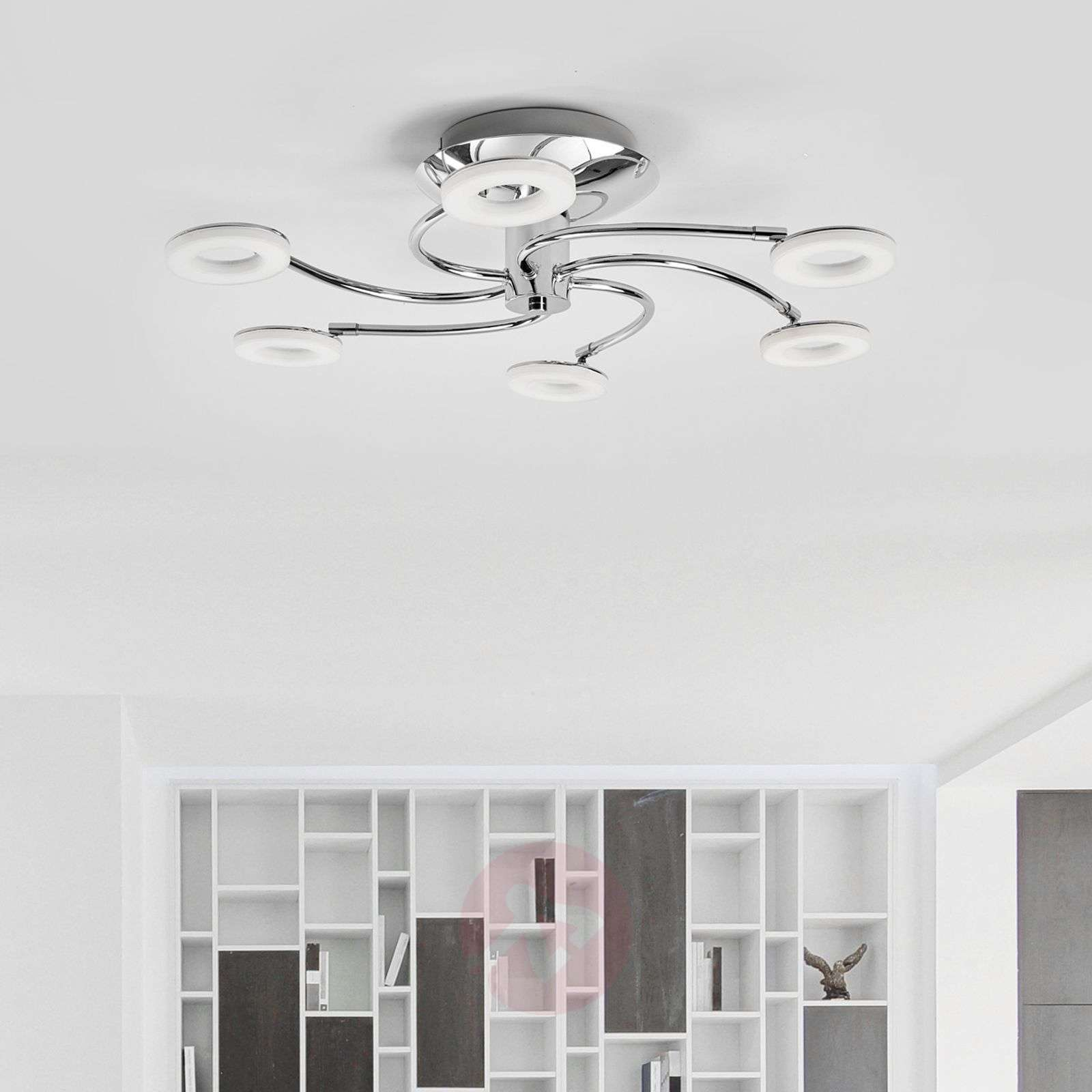 Ilay ceiling lamp with LED lighting-9990017-02