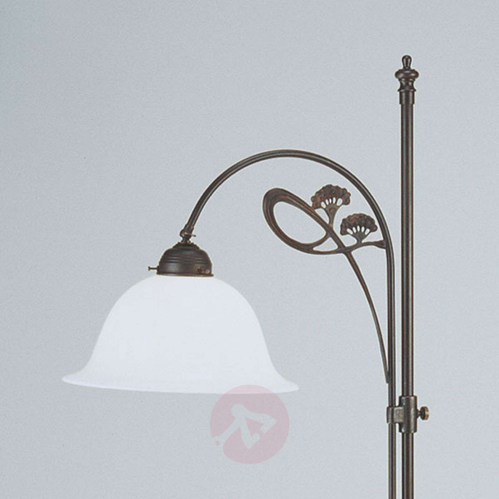Ilka subtle floor lamp, antique colour scheme-1542057-01