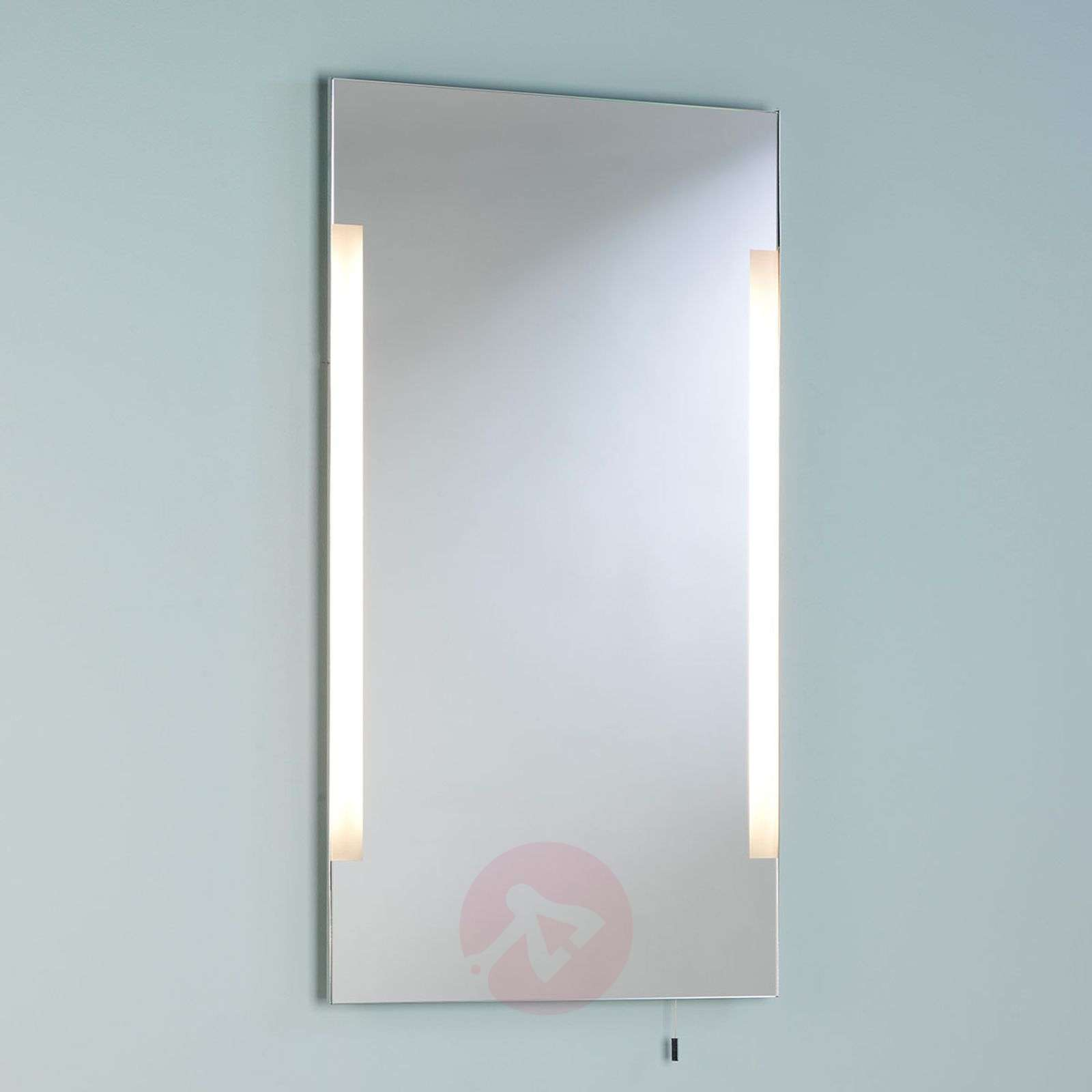 Imola 800 Wall Mirror with Integrated Lighting-1020060-02