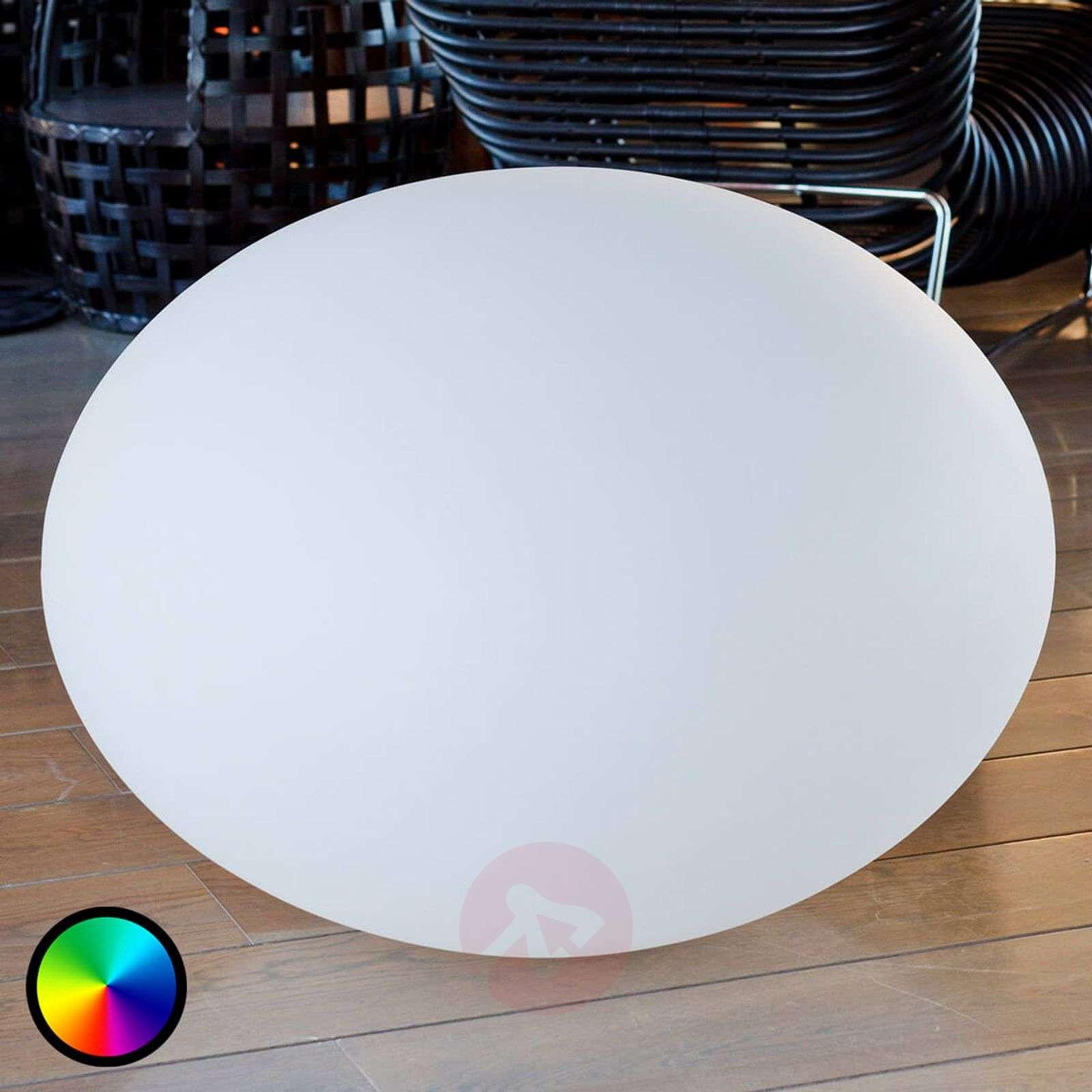 Imposing LED decorative light Flatball XL-8590014-01